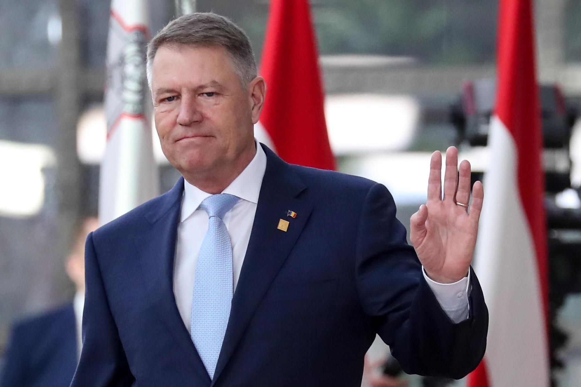 Klaus Iohannis visszaküldte a román parlamentnek a Trianon-törvényt