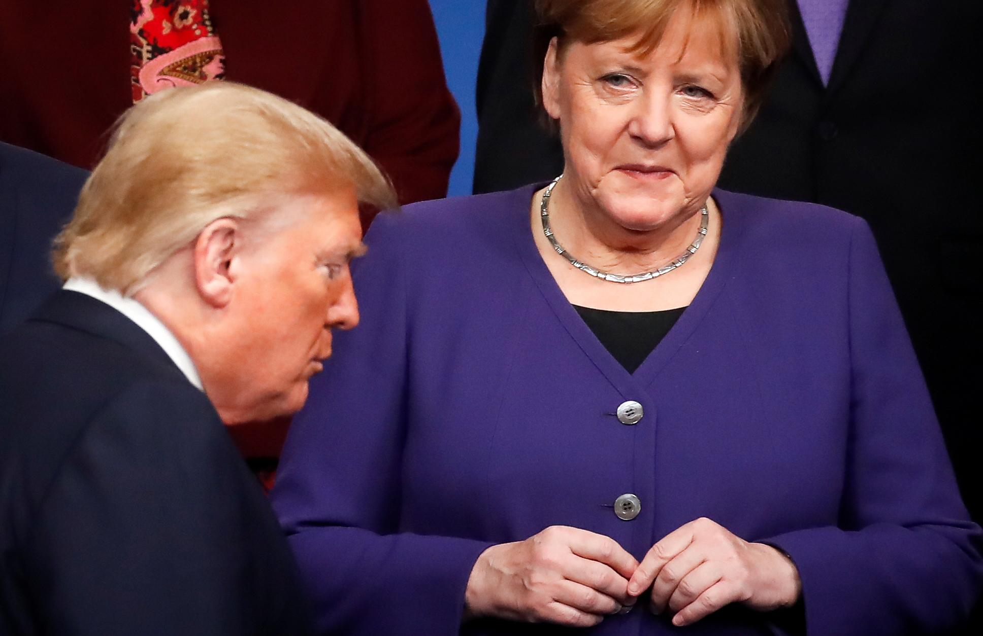 Az USA kivonja csapatai negyedét Németországból