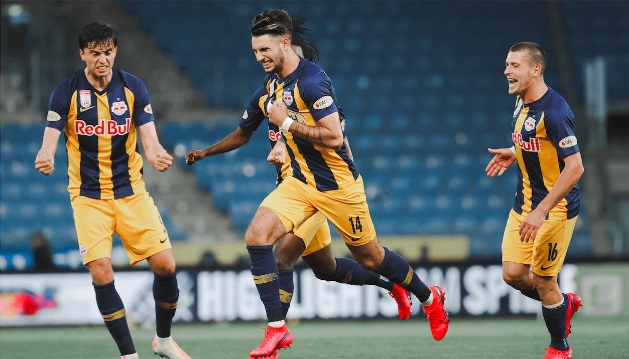Pazar Szoboszlai-gólokkal nyert a Salzburg