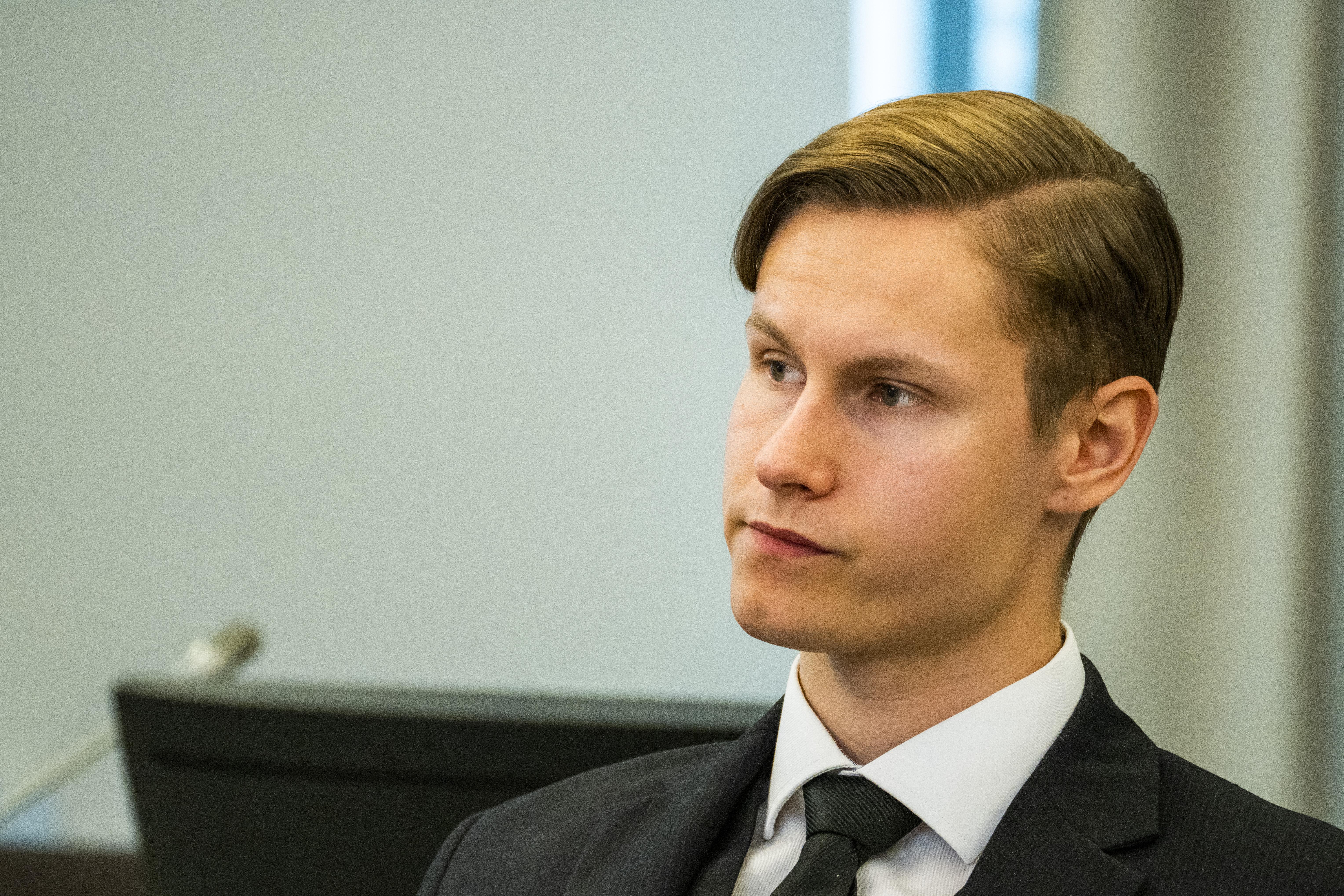 21 év börtönre ítélték a mecsetnél lövöldöző Philip Manshaust Norvégiában