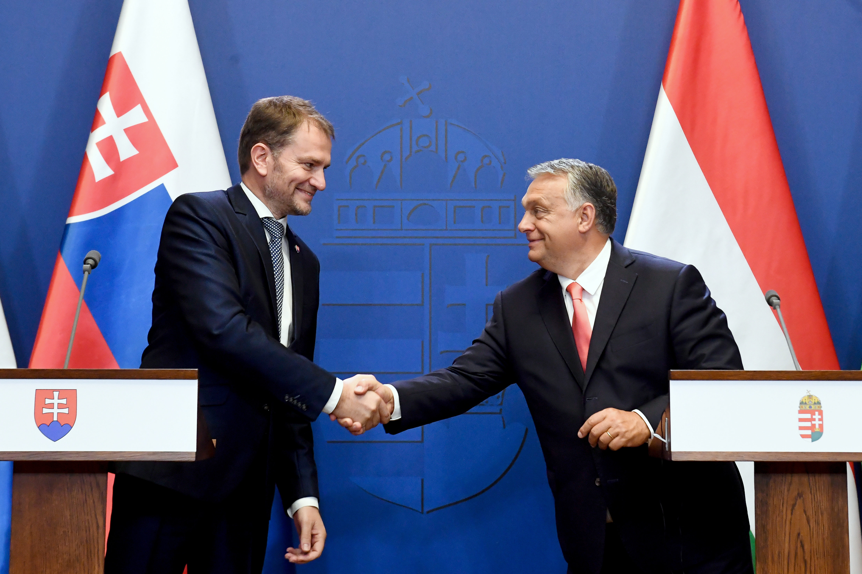 A szlovák miniszterelnök megismerkedett Orbán Viktorral, és rájött, hogy hamis képet alkotott róla a média alapján