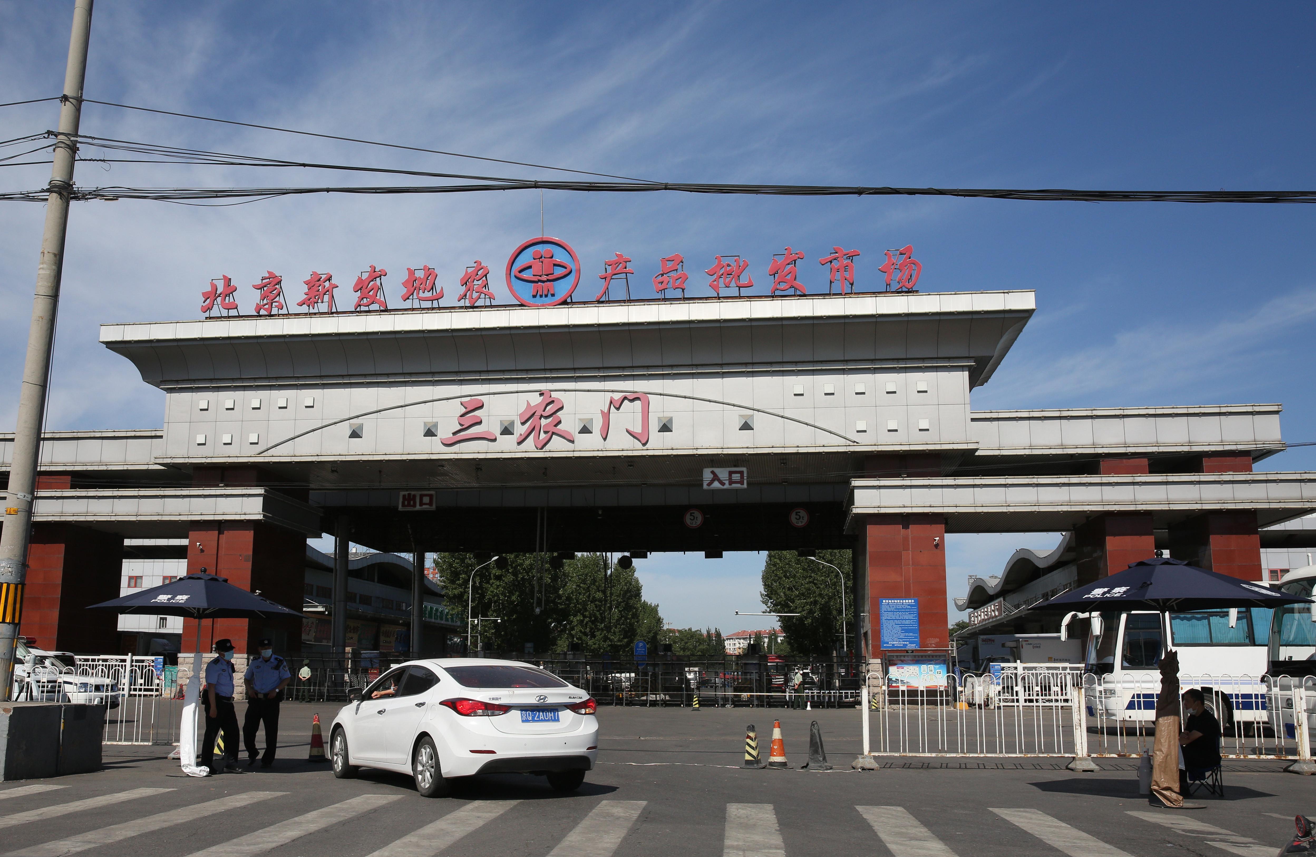 Négy nap alatt 79 új fertőzött, megint egy piacról terjed a vírus Kínában