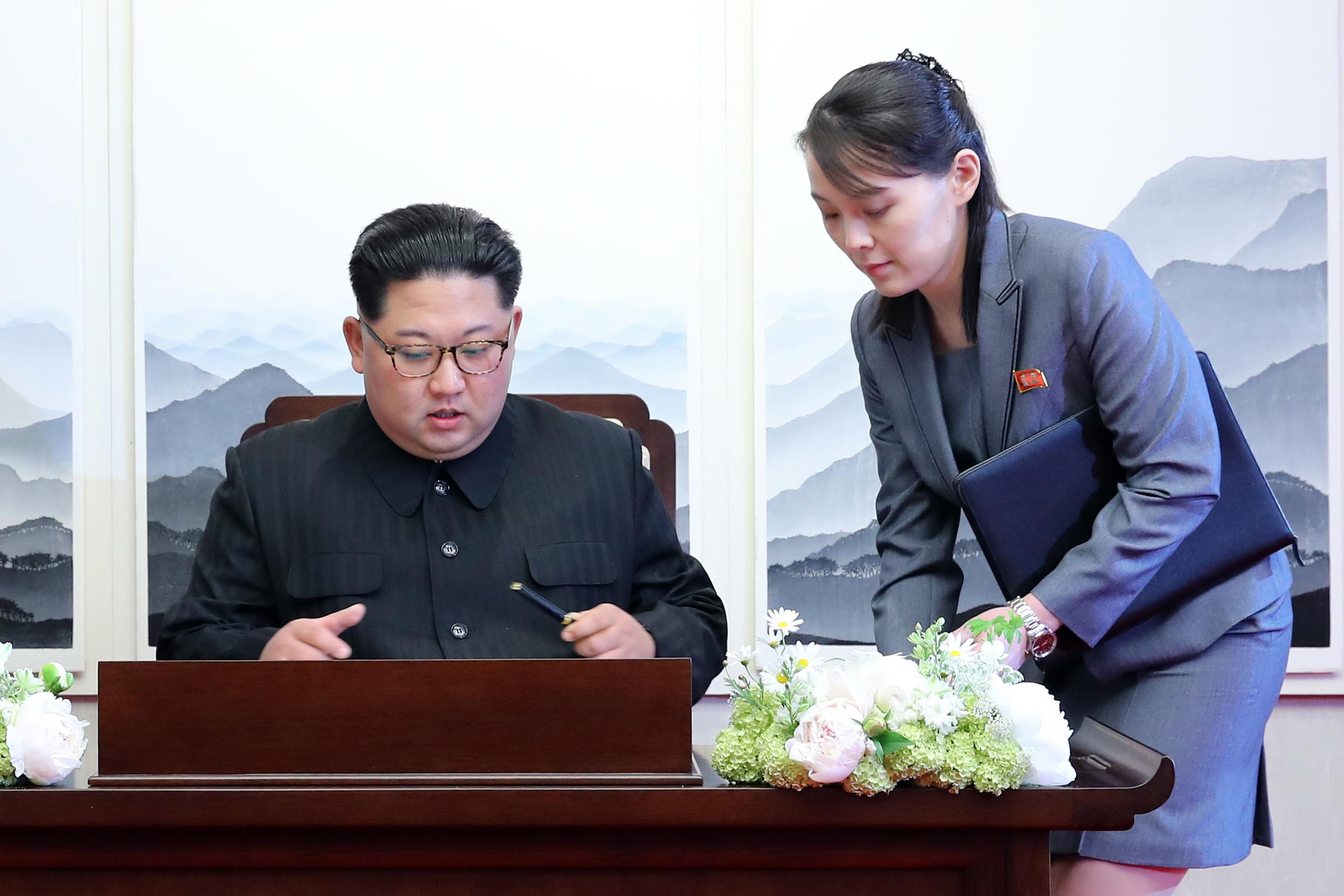 Kim Dzsongun húga szerint keserű csalódás érheti az Egyesült Államokat, ha túl nagyok az elvárásai