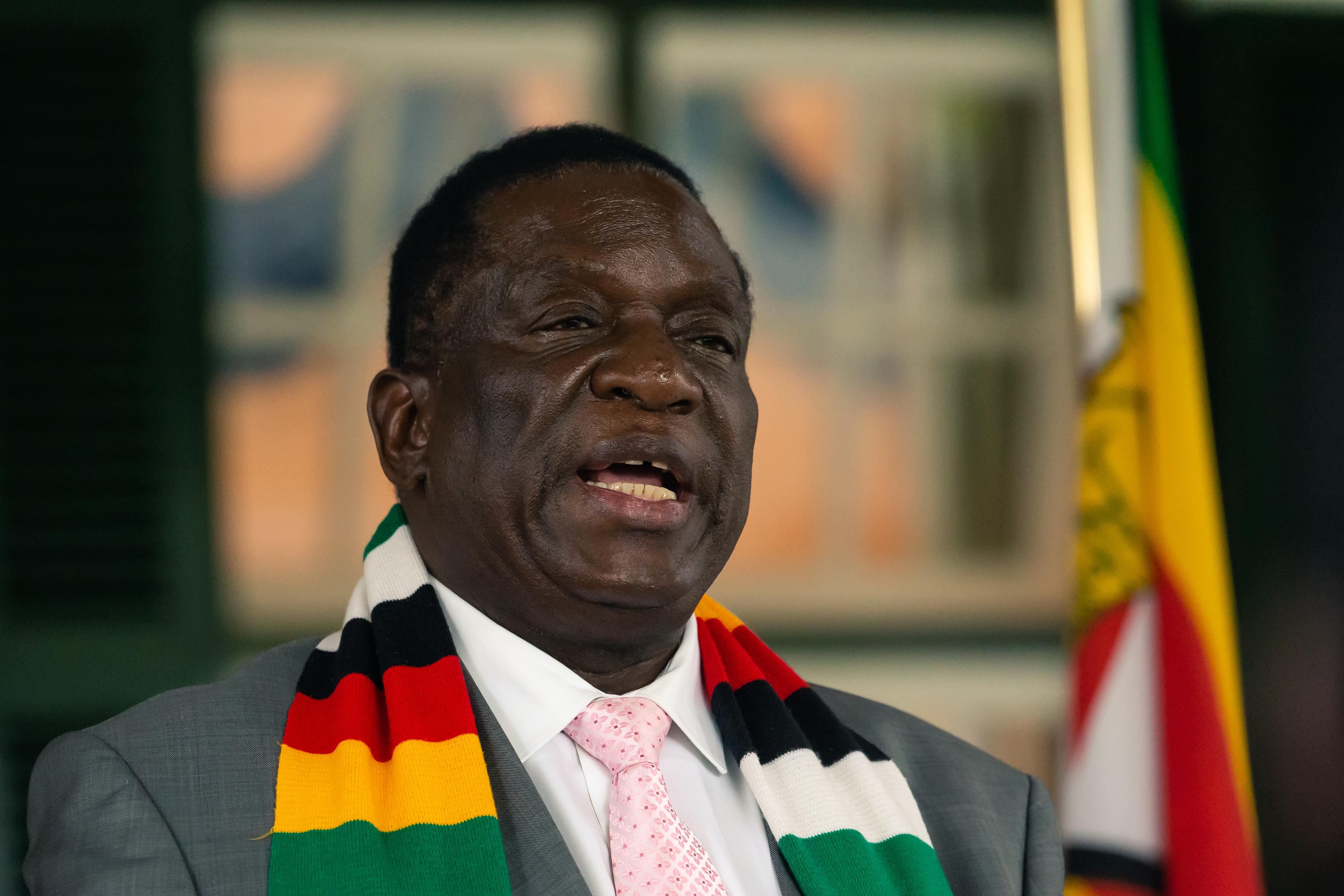 A zimbabwei kormány kétmillió dollárt próbálhatott meg tisztára mosni Magyarországon