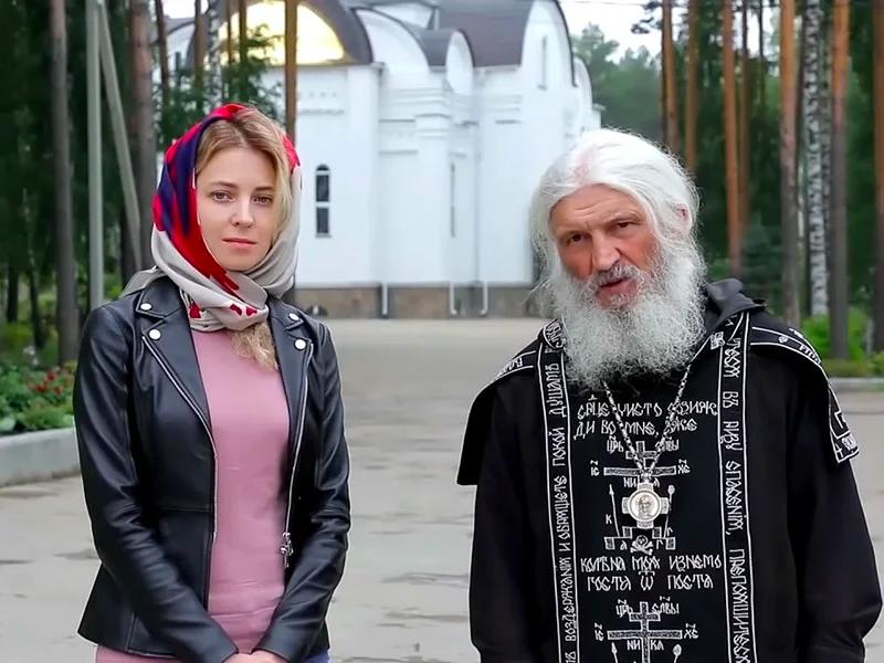 Letartóztatták az ortodox sztárpapot, aki nyáron fegyveres kozákokkal foglalta el Oroszország leghíresebb kolostorát