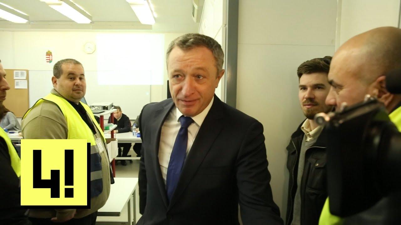 Mészáros Lőrinc bizalmi emberét is gyanúsítottként hallgatták ki a Széchenyi Bank ügyében