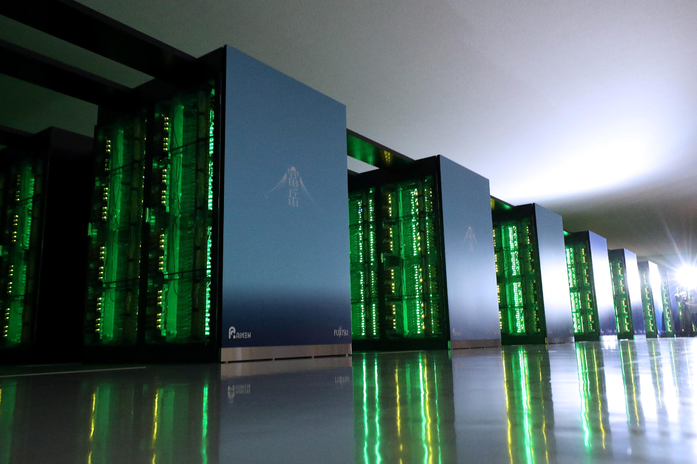 A világ leggyorsabb szuperszámítógépe 9 év után újra japán