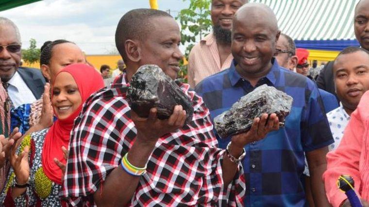 Egyik napról a másikra lett dollármilliomos egy tanzániai bányász