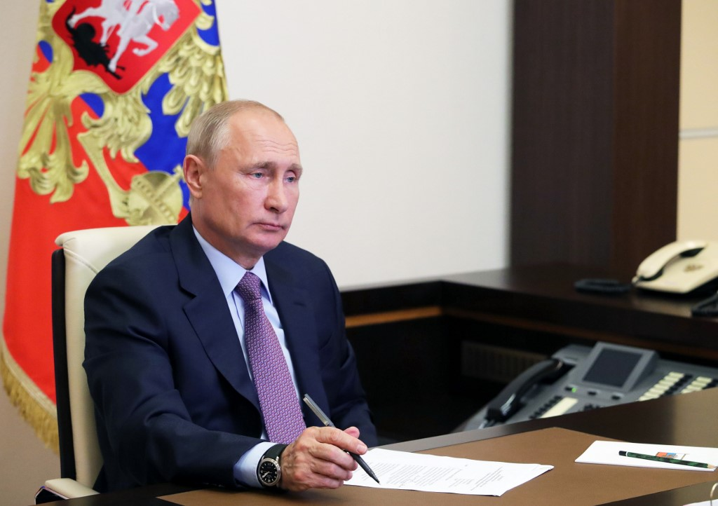 Putyin: Öngyilkos lépés lenne, ha Örményország kihátrálna a hegyi-karabahi megállapodásból