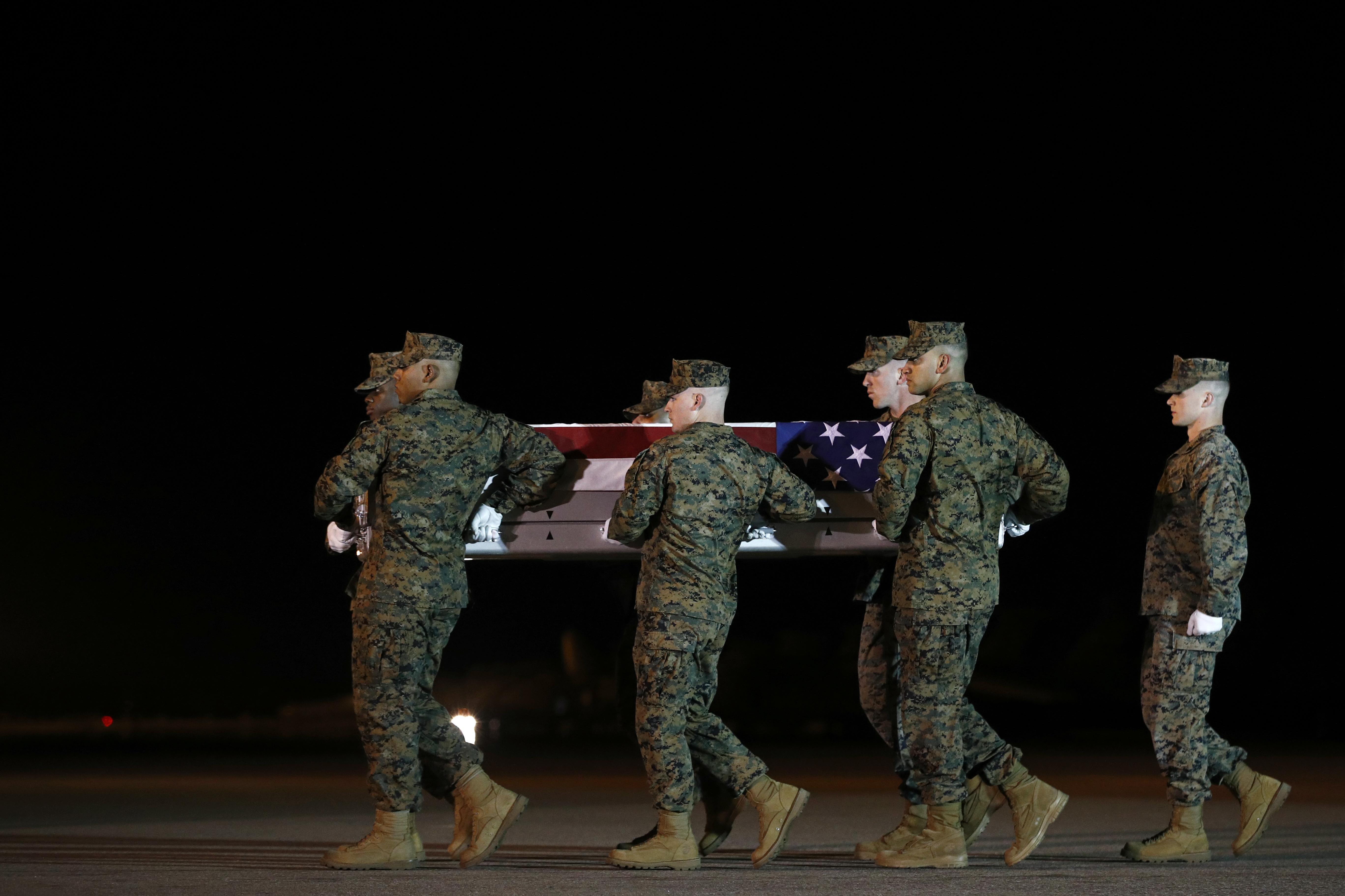 Orosz kémek fizethettek vérdíjat a táliboknak a megölt amerikai katonákért