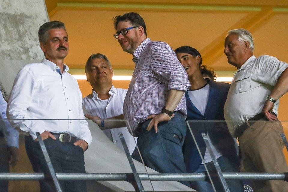 Szöllősi György, a Nemzet Sportújságírója szerint a Puskás Akadémia futballsivatagban lett egy oázis