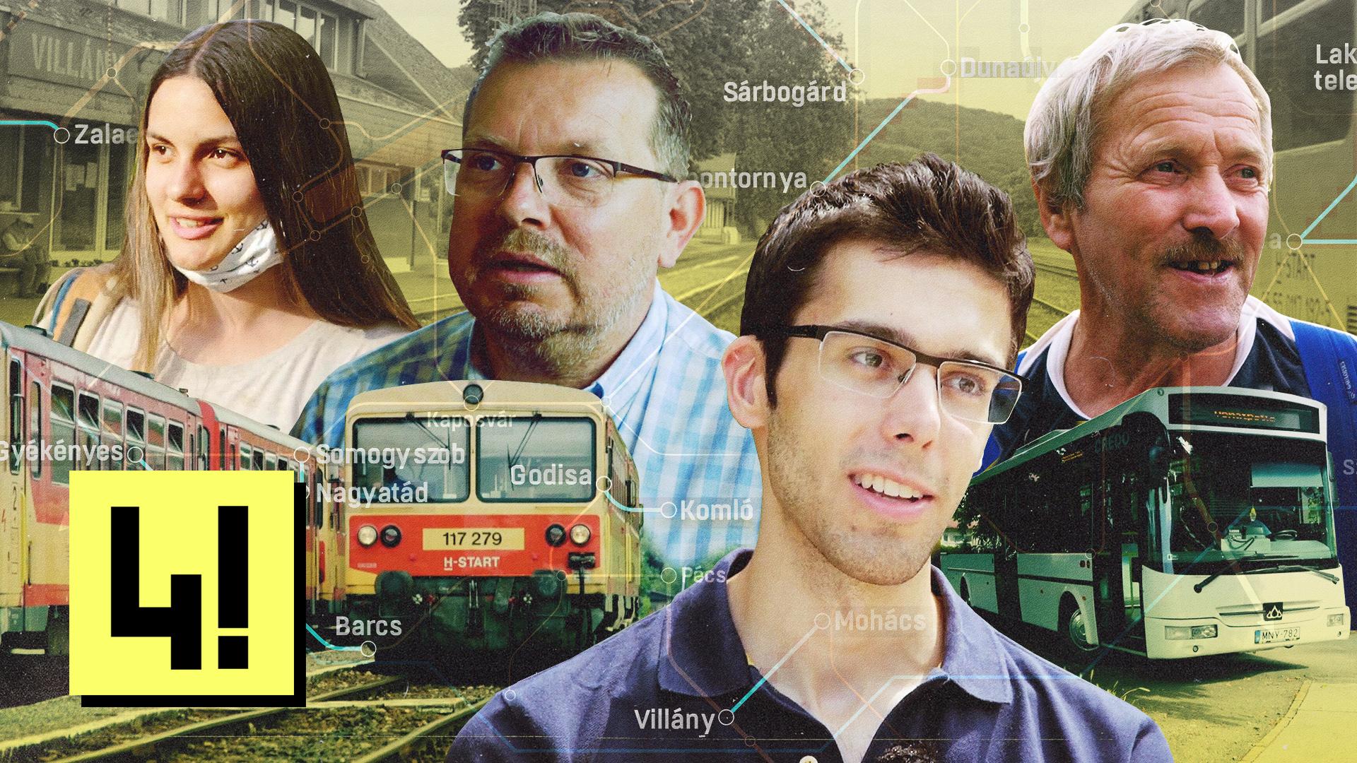 A megmaradt utasokat is elriasztja a vonatozástól az átgondolatlan vidéki járatritkítás