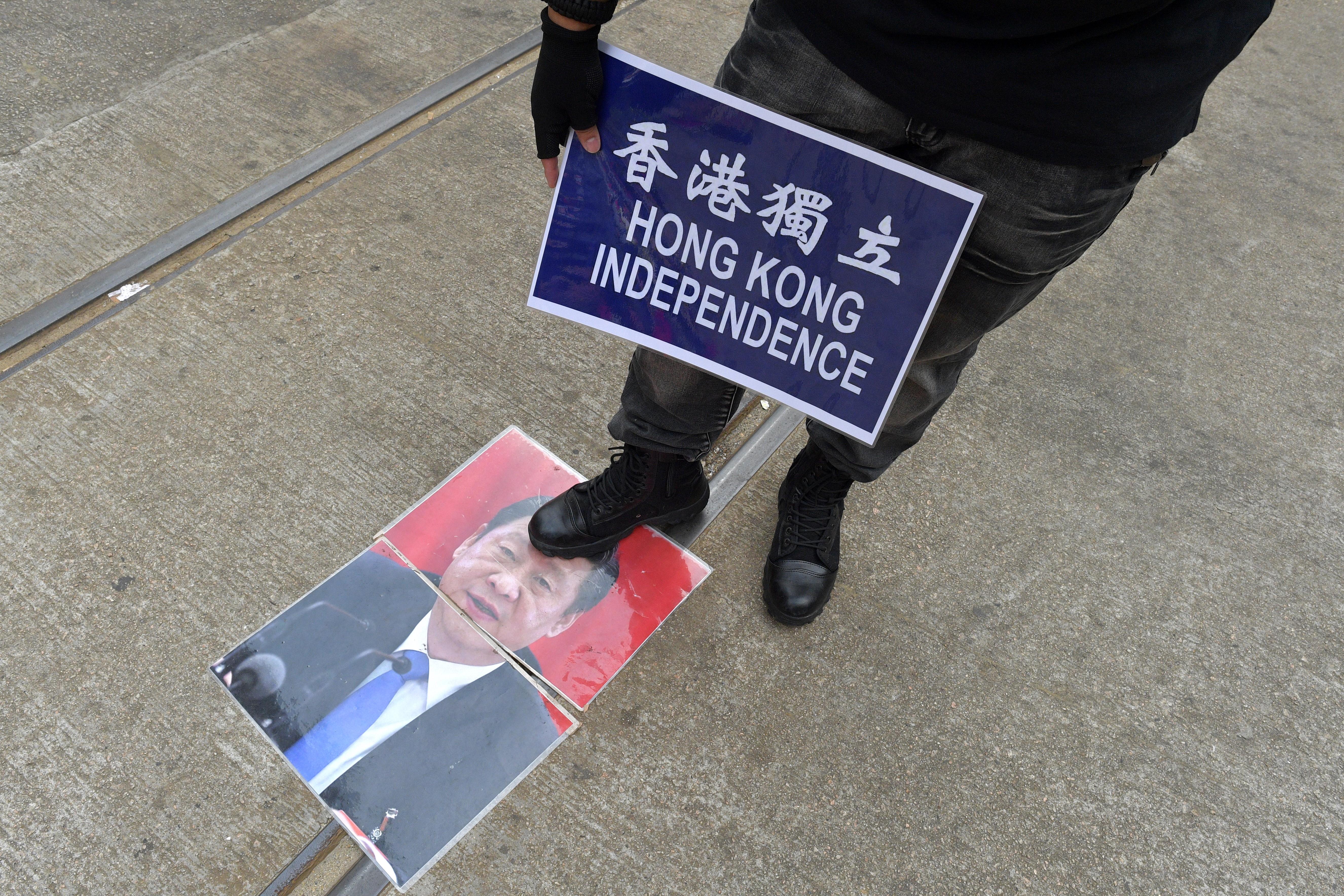 A kínai parlament elfogadta a hongkongi nemzetbiztonsági törvényt