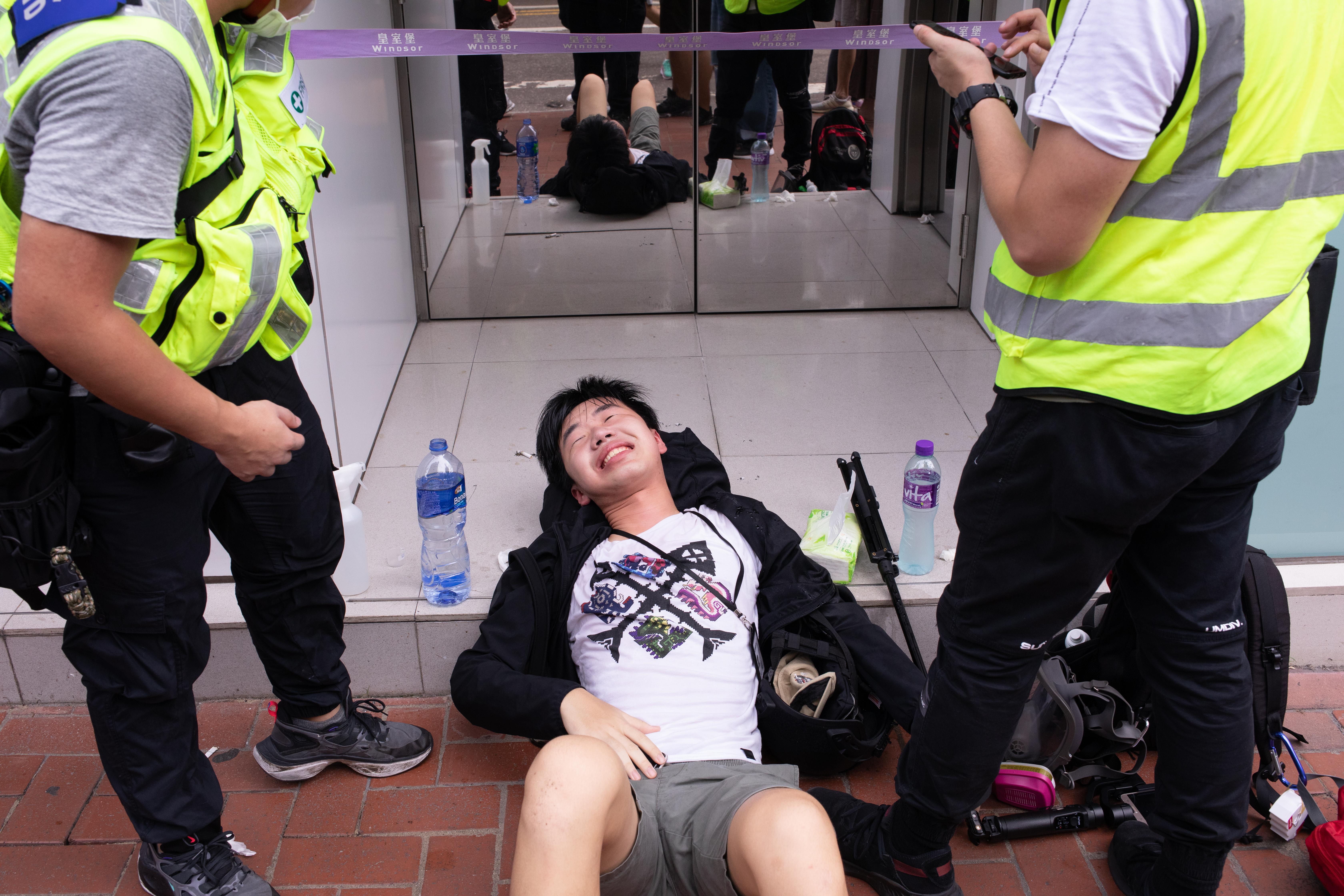 Az ENSZ szerint homályos és tágan értelmezhető a hongkongi nemzetbiztonsági törvény