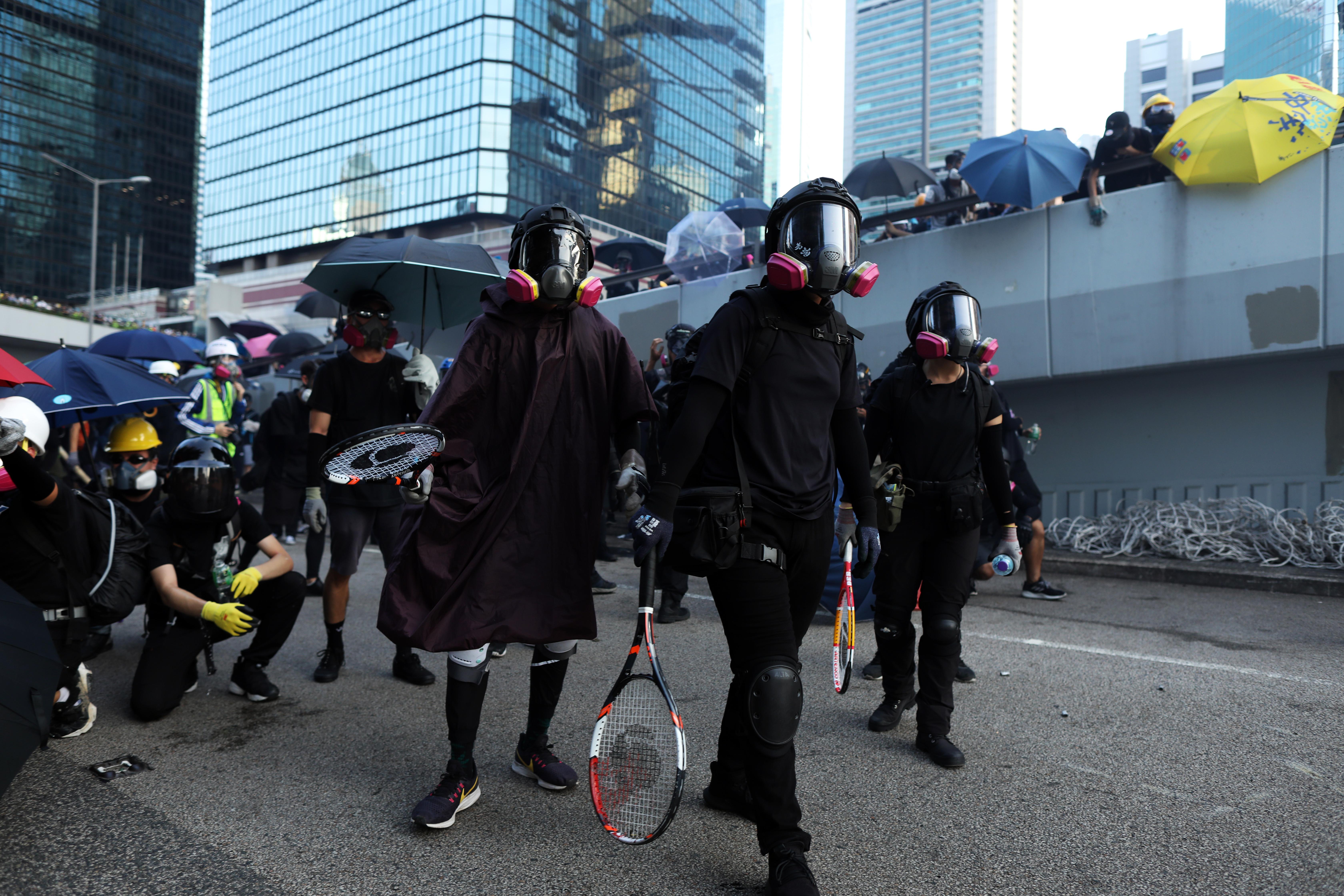 A hongkongi kormány szerint most már illegális a Hongkong felszabadításáról szóló szlogen