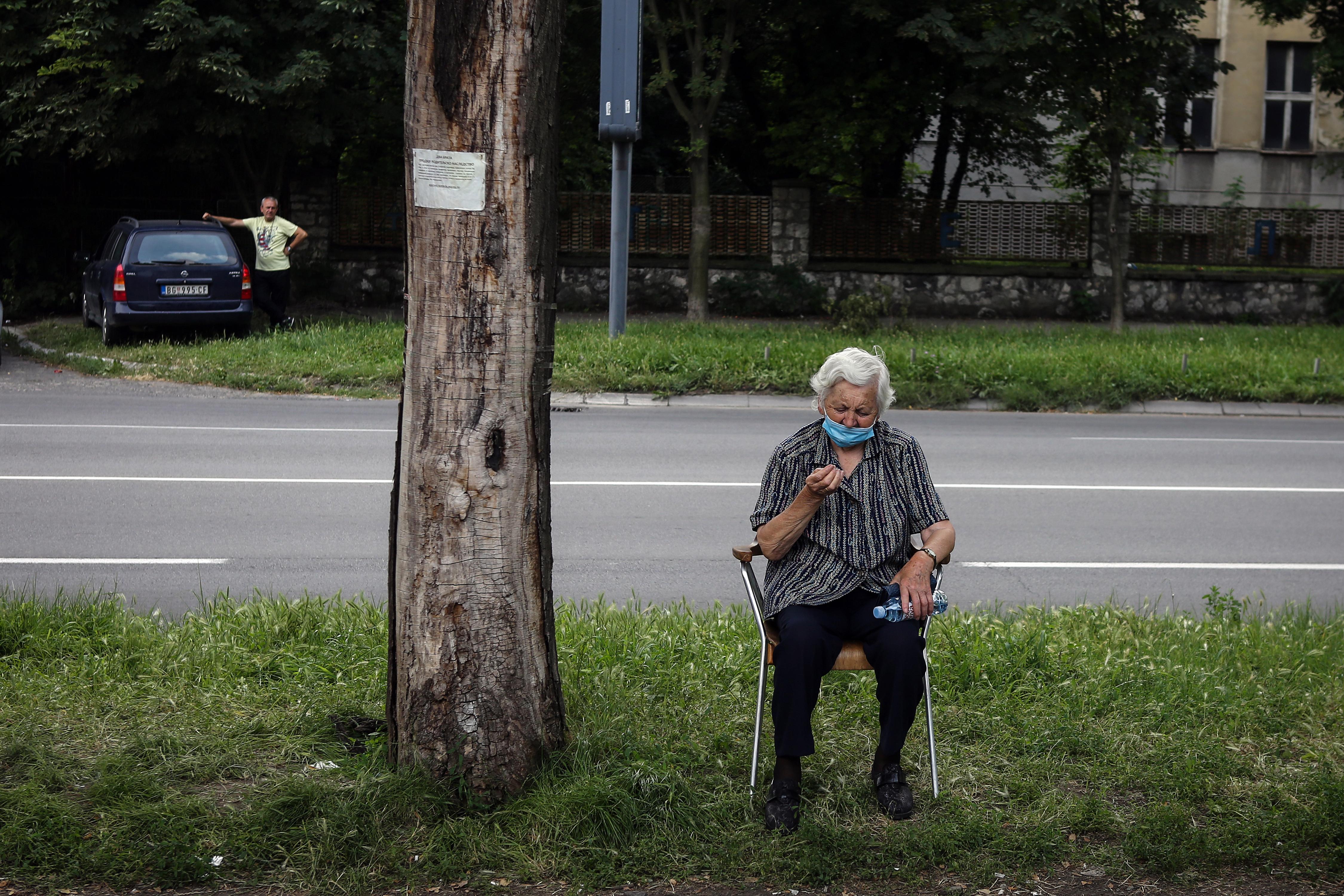 Szerbiában a társadalom 15-20 százaléka már átesett a fertőzésen egy szakértő szerint