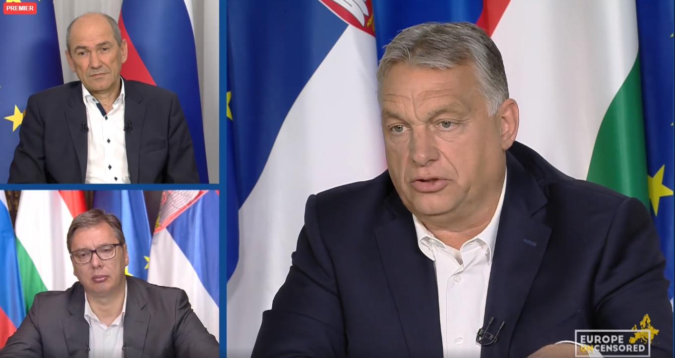 Orbán: Próbáltam lebeszélni Merkelt a visszavonulásról