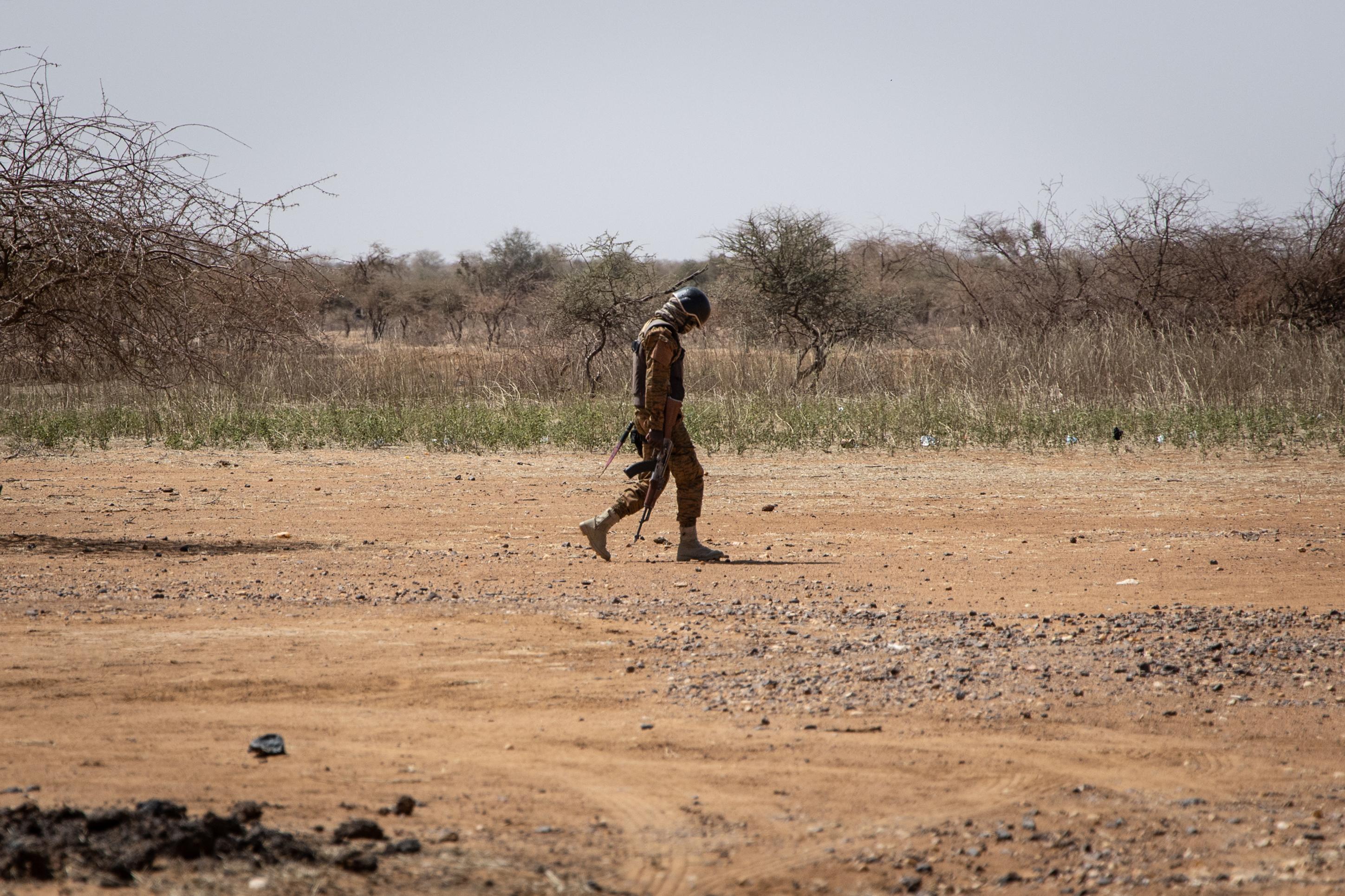 180 holttestet találtak a Burkina Faso-i vérmezőn