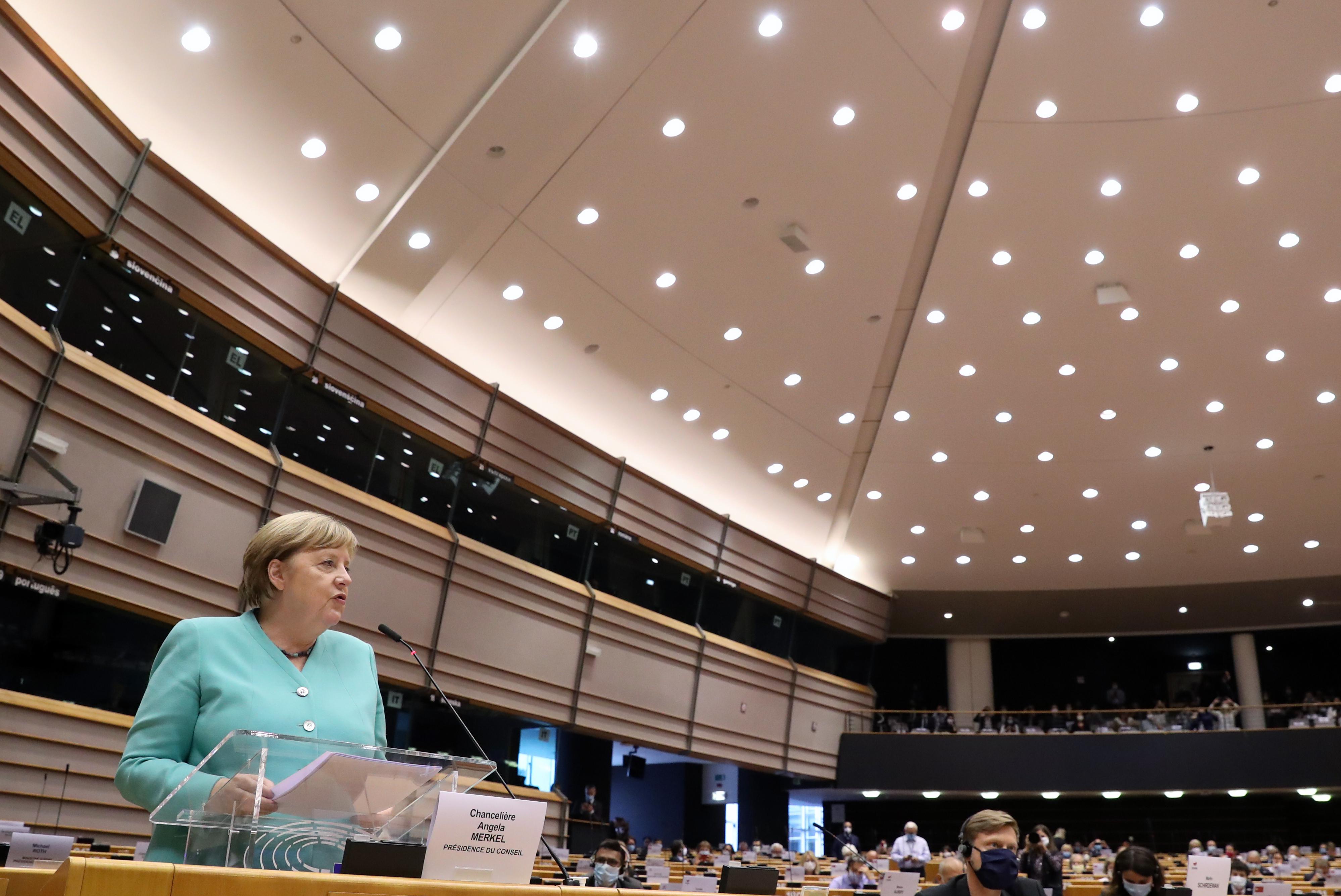 Az Európai Parlament frakcióvezetői csak azért is jogállamisági záradékot szeretnének az EU-s költségvetéshez