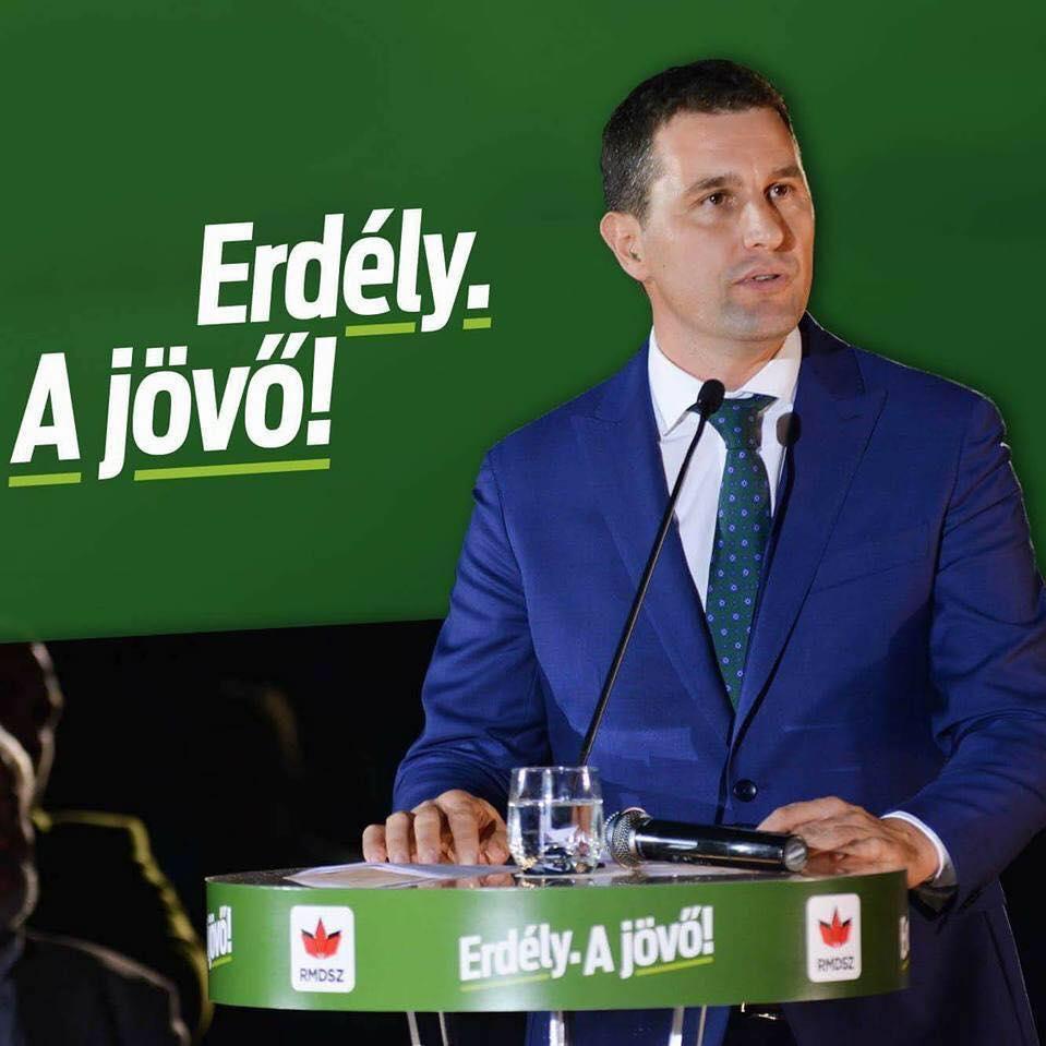 Koronavírusos Tánczos Barna erdélyi szenátor
