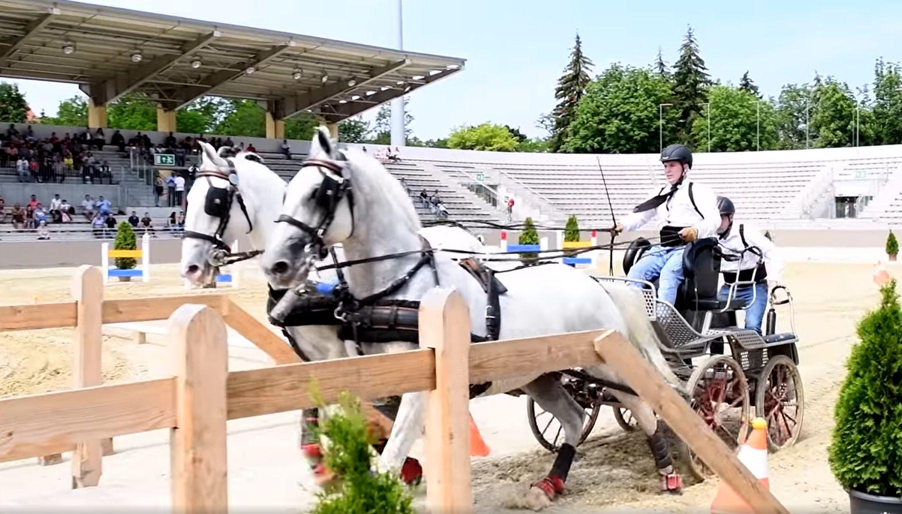 Hiába ingyenesek a lóversenyek, nyomasztóan üres a Szalajka-völgy bejáratához felhúzott betonstadion