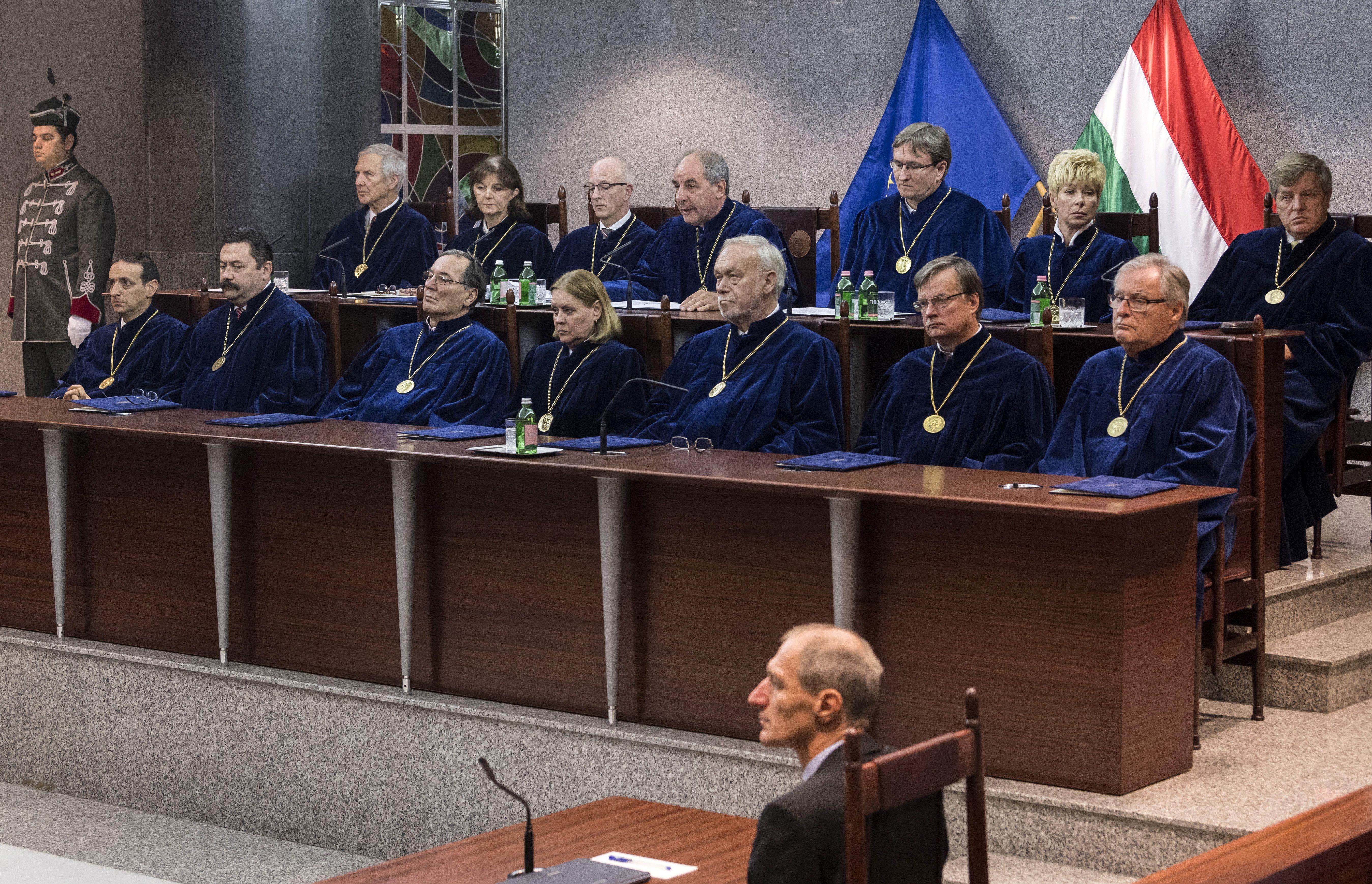 Elkaszálta a hulladéktörvényt az Alkotmánybíróság