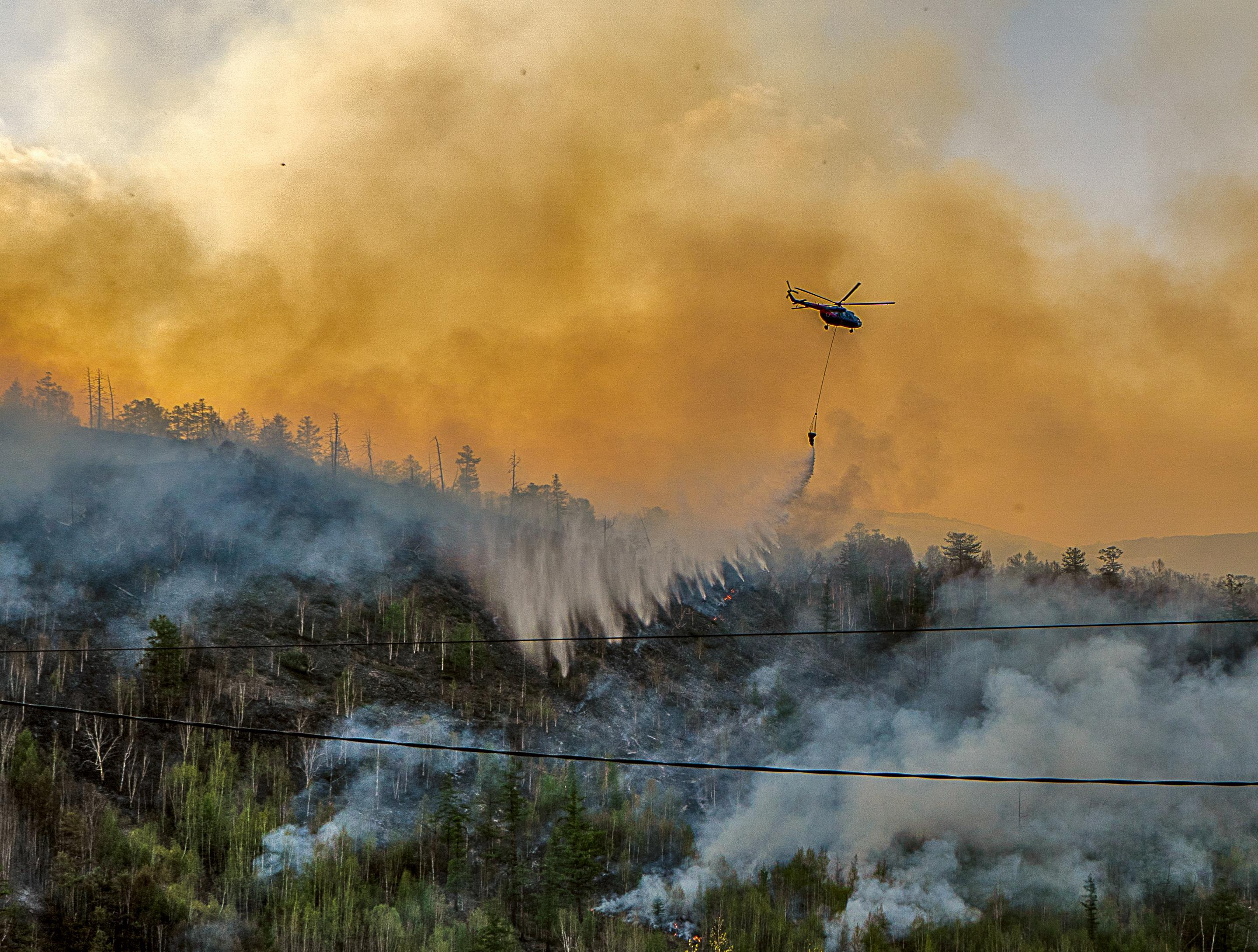 A szibériai hőhullám a klímaváltozás hatásainak drámai bizonyítéka