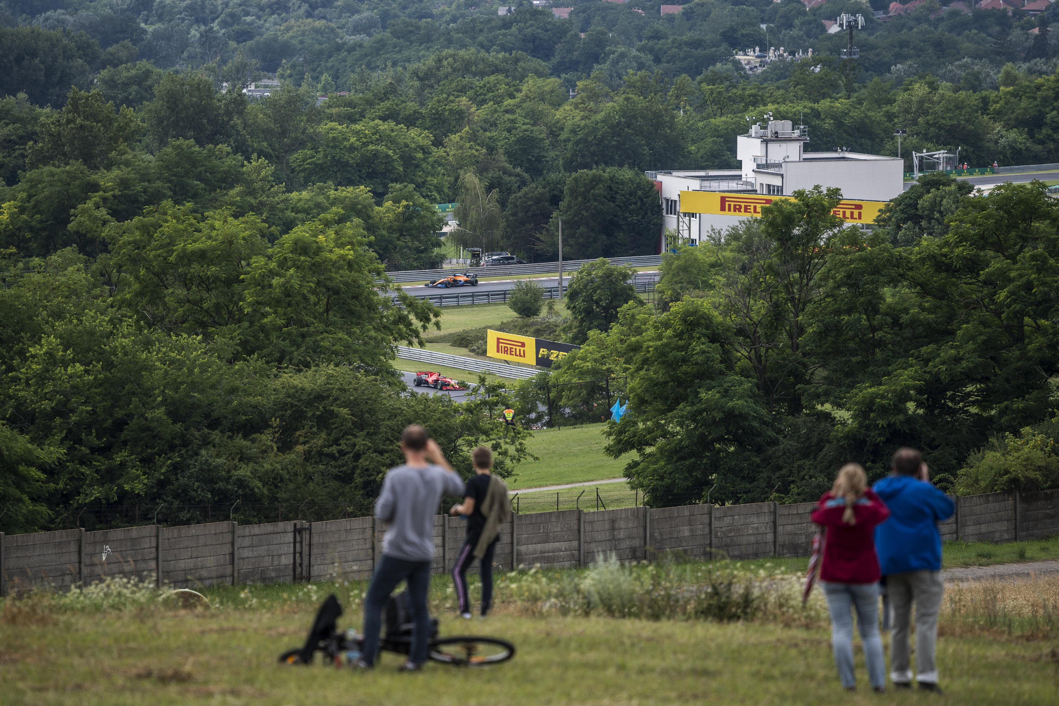 Lewis Hamilton nyerte az idei Forma-1 Magyar Nagydíjat