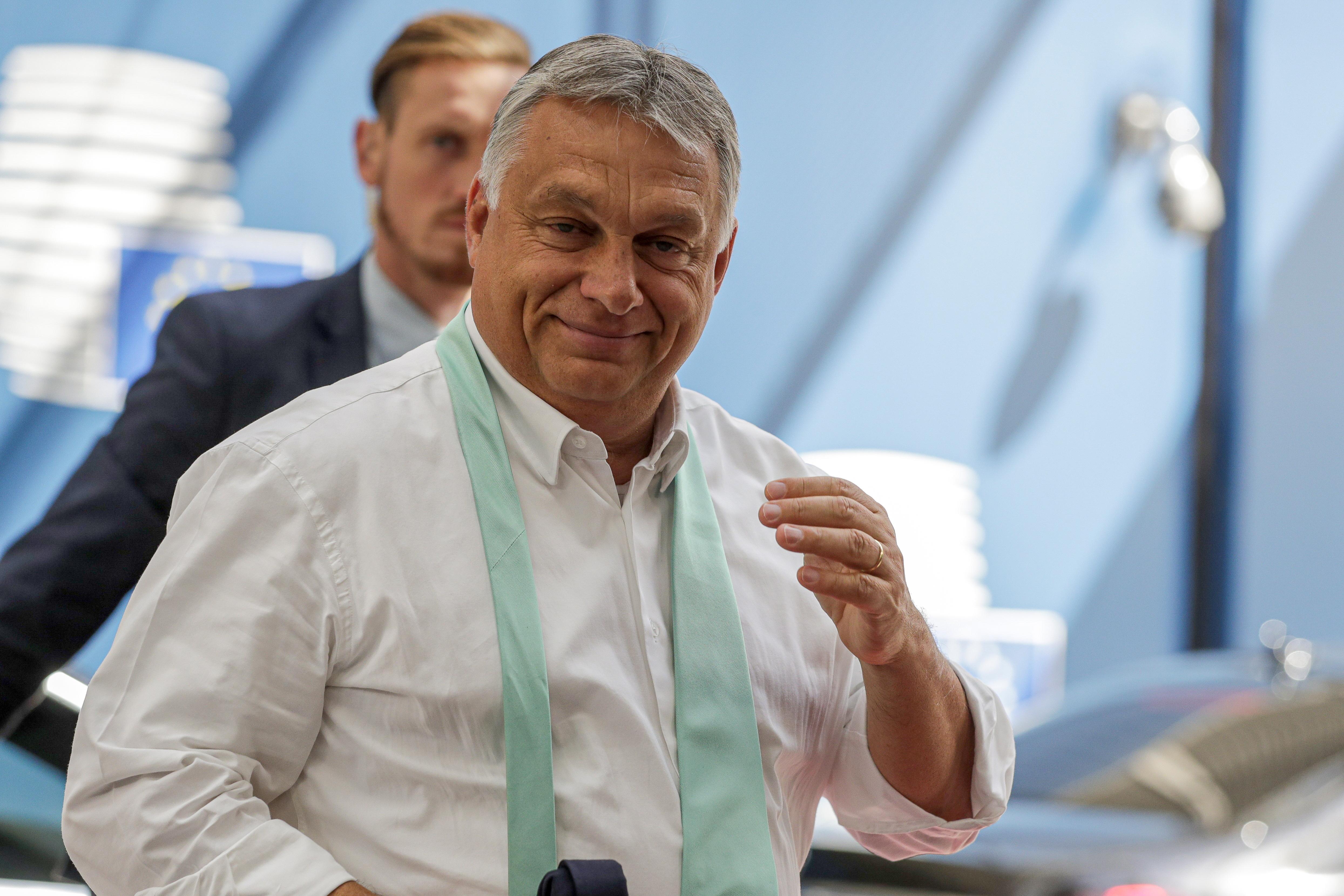 Kálmán László: Orbán a libernyákozással a csőcselék legaljába sorolta be magát