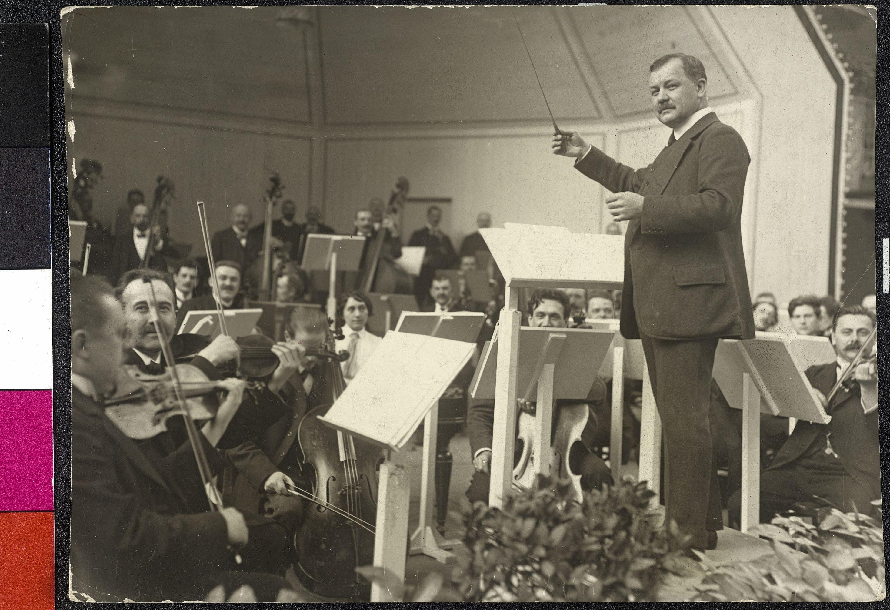 Lehár Ferenc legrégebbi ismert hangfelvételét találták meg Ausztriában