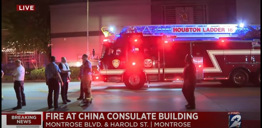 Amerika felszólította Kínát, hogy zárja be houstoni főkonzulátusát, Kína ellenlépésekkel fenyegetőzik