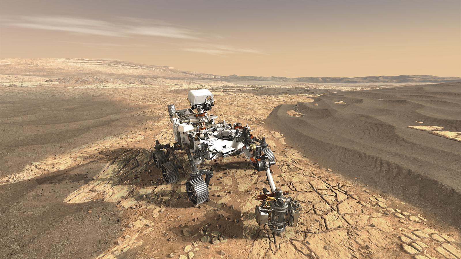 Ma délután útnak indul a Perseverance, ami végre kiderítheti, hogy volt-e valaha élet a Marson