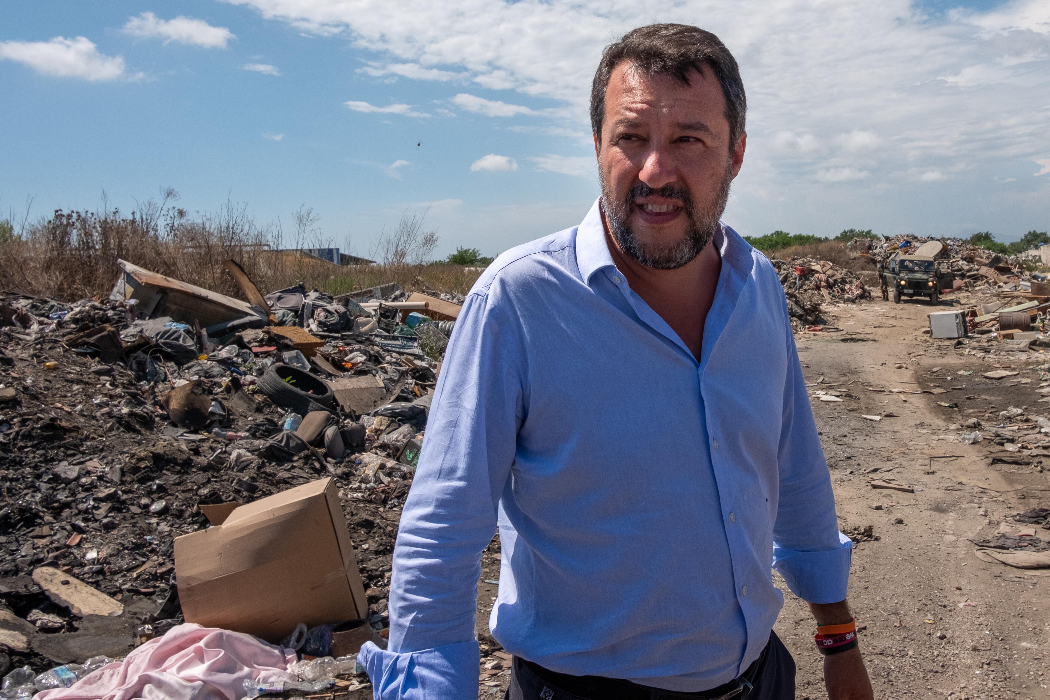 Visszavonta Salvini mentelmi jogát az olasz szenátus