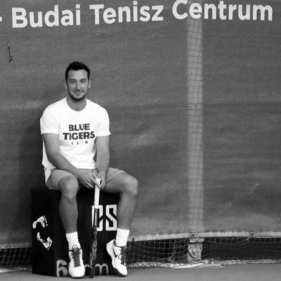 Meghalt Borsos Olivér teniszező
