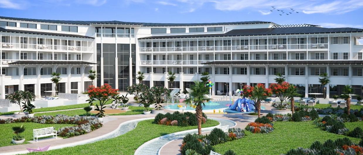 Az orosz hátterű beruházási bank 9,8 milliárdos hitelt ad az Appeninn ötcsillagos balatoni szállodájára