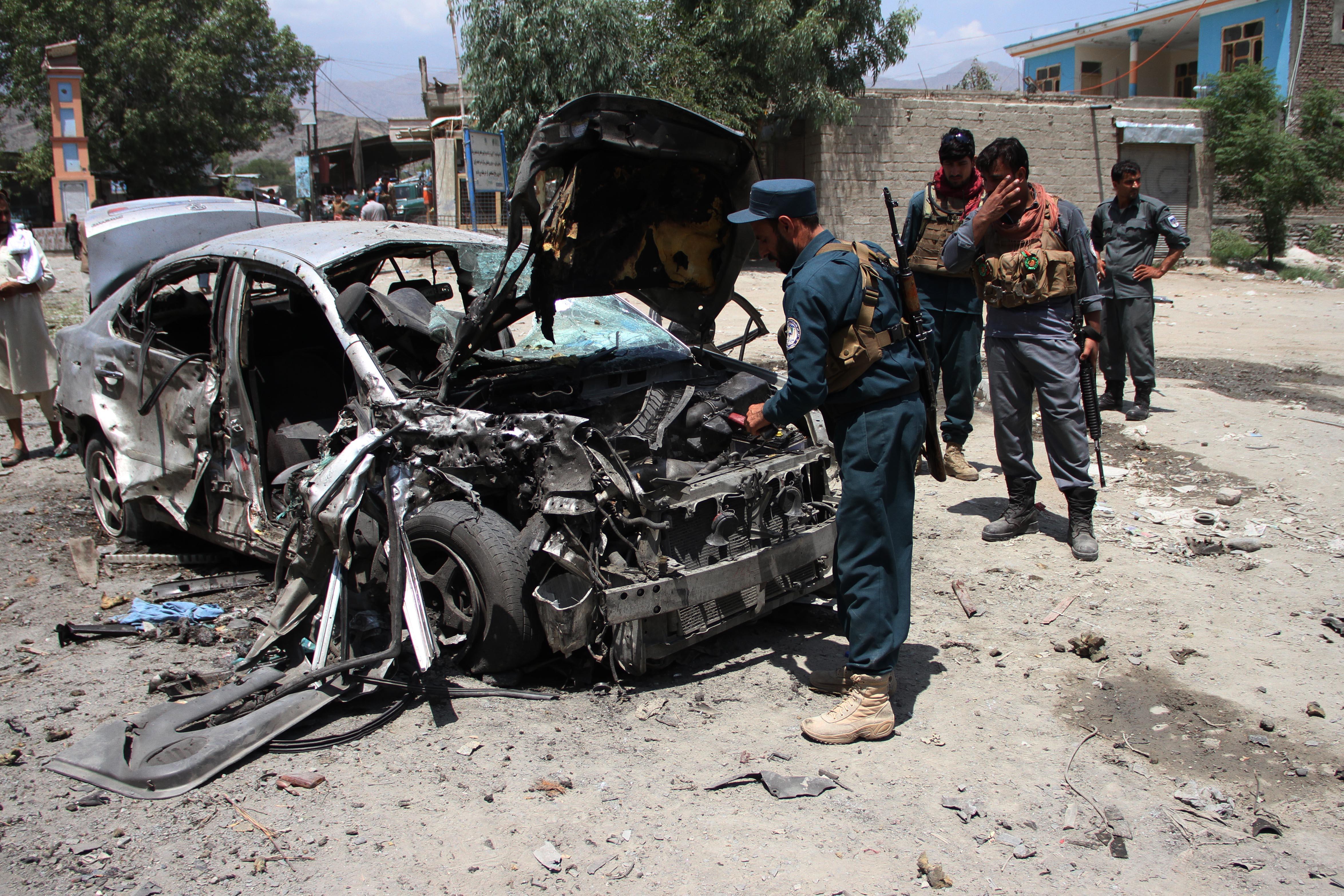 Pakisztán rakétákkal lőtte Afganisztánt