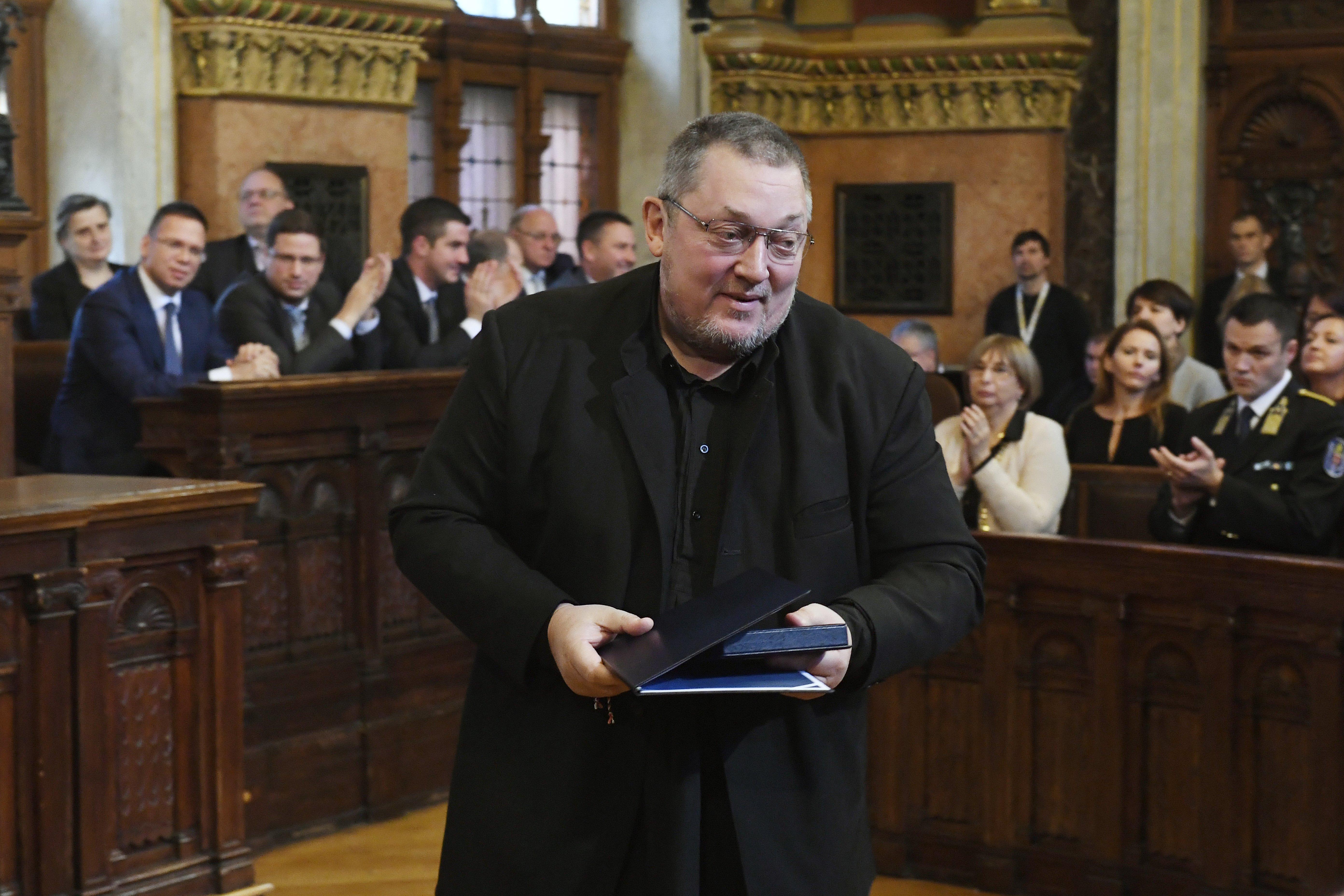 Vidnyánszky mostantól abba is beleszólhat, ki kapjon Kossuth-díjat