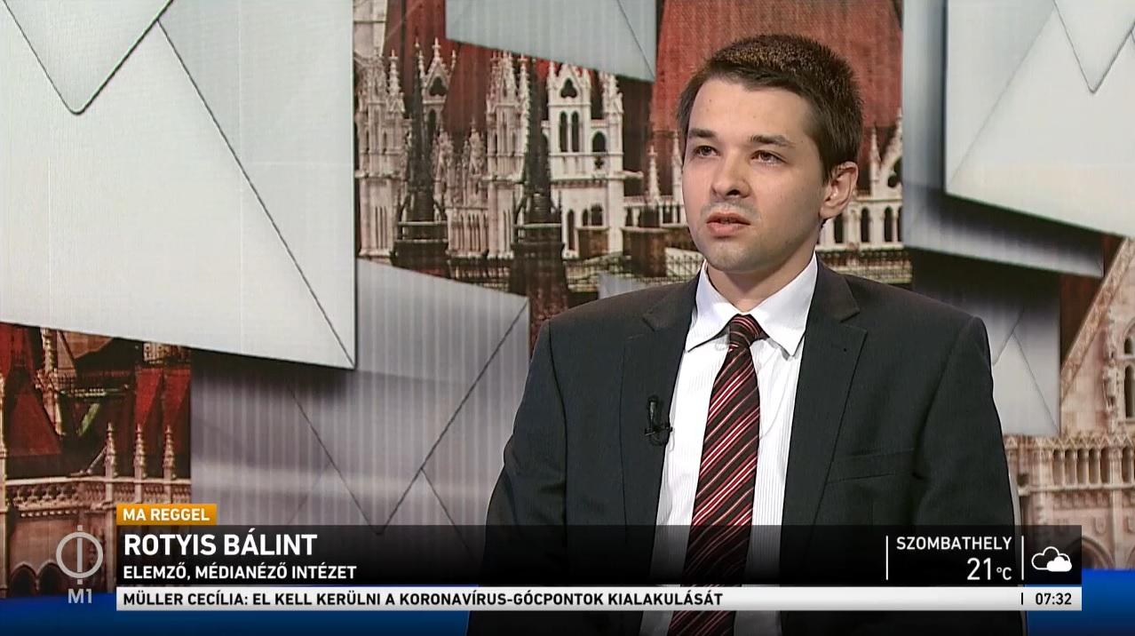Rotyis Bálint: A nemzeti konzultáció Európában egyedülálló módon képes az emberek véleményét becsatornázni
