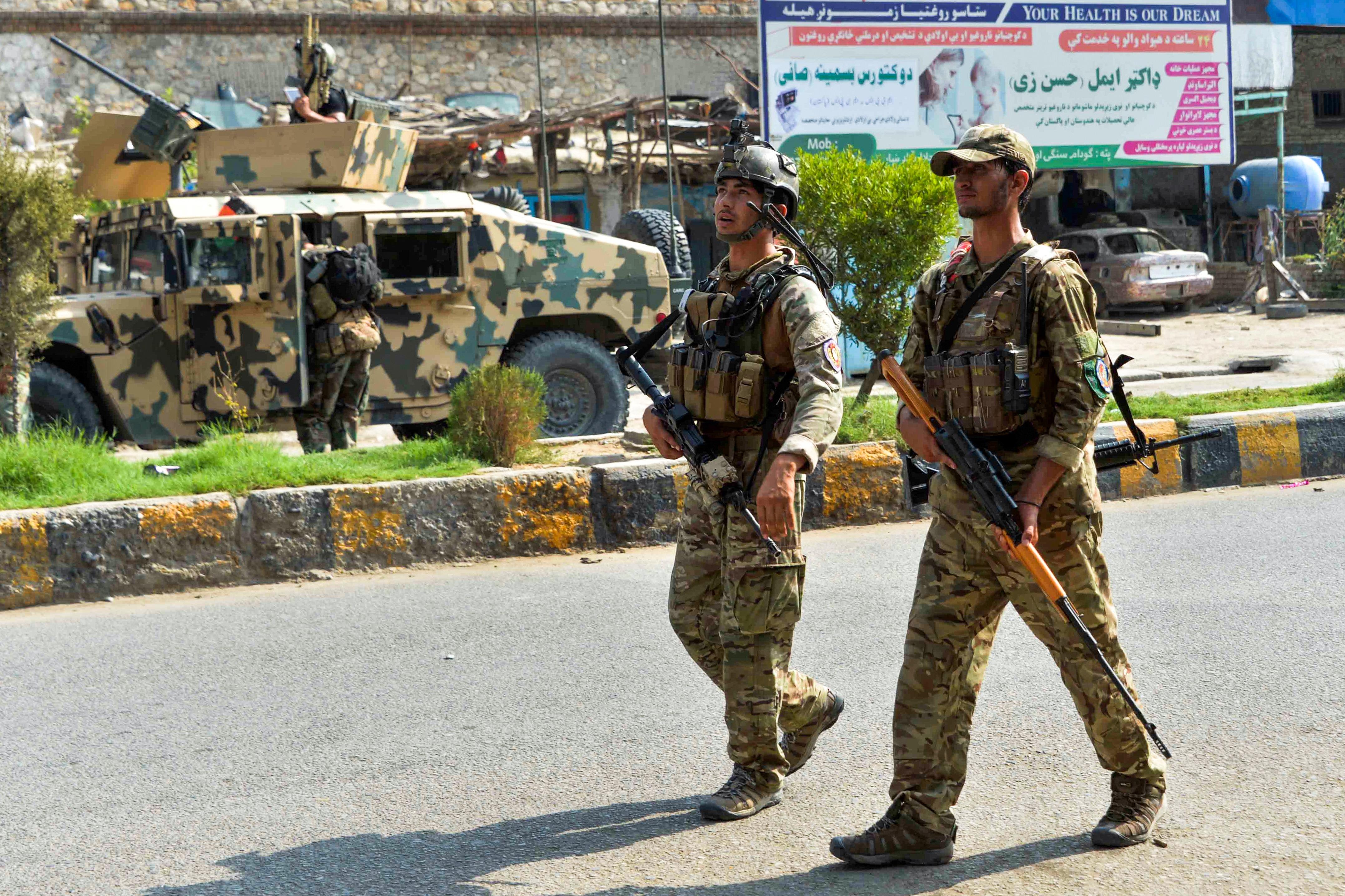 Az Iszlám Állam megtámadott egy börtönt Afganisztánban, 21-en meghaltak