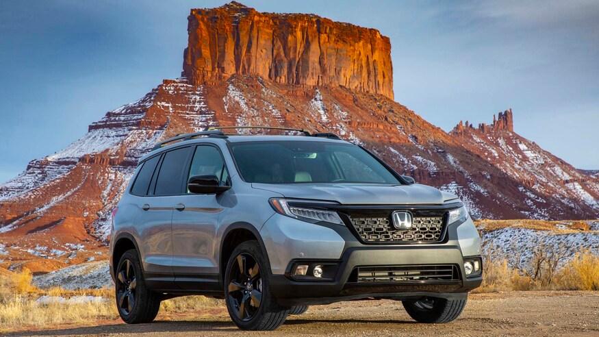 608 ezer kisteherautót és utcai terepjárót hív vissza a Honda