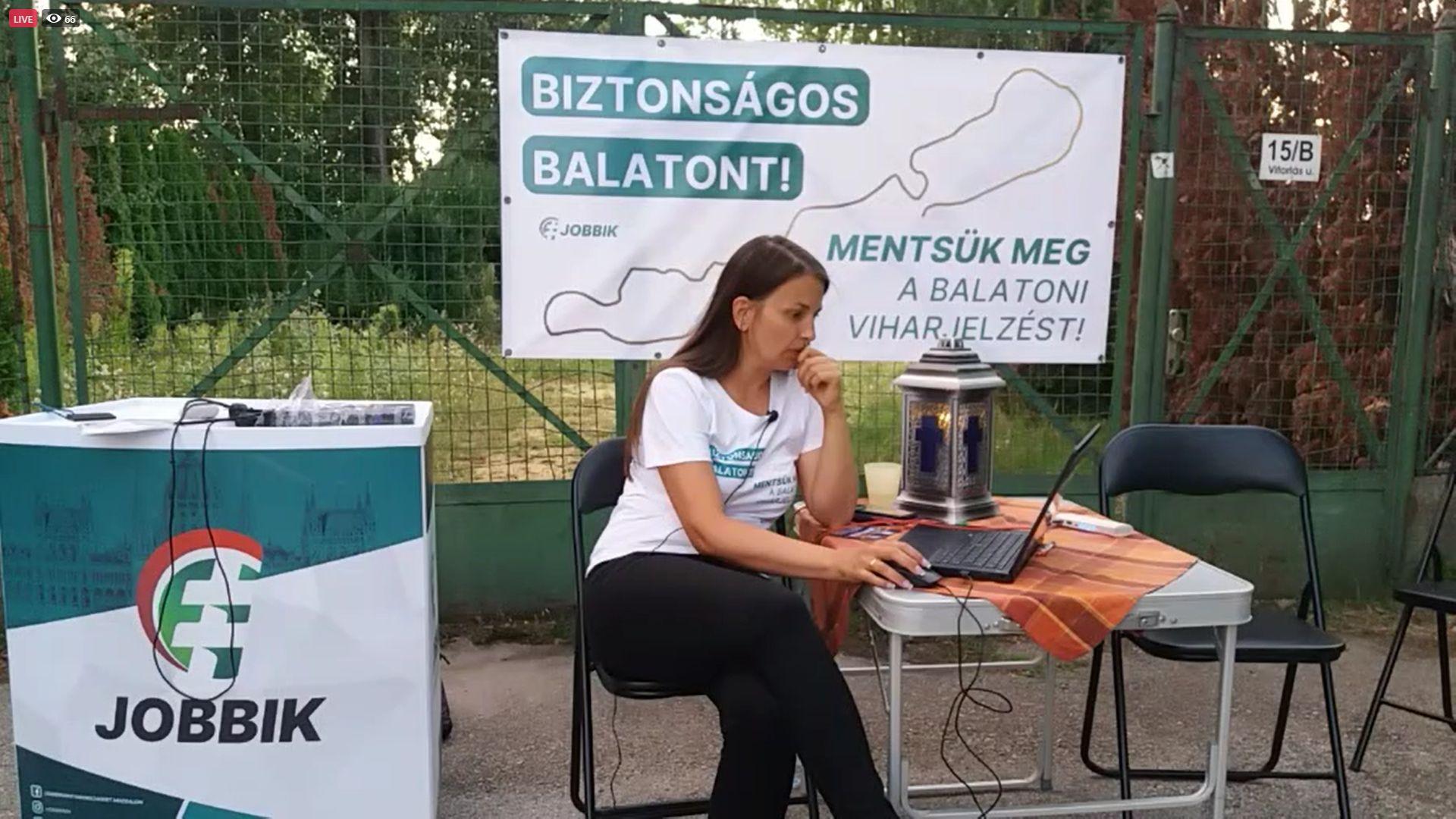 Két napos éhségsztrájkba kezd a Jobbik parlamenti képviselője