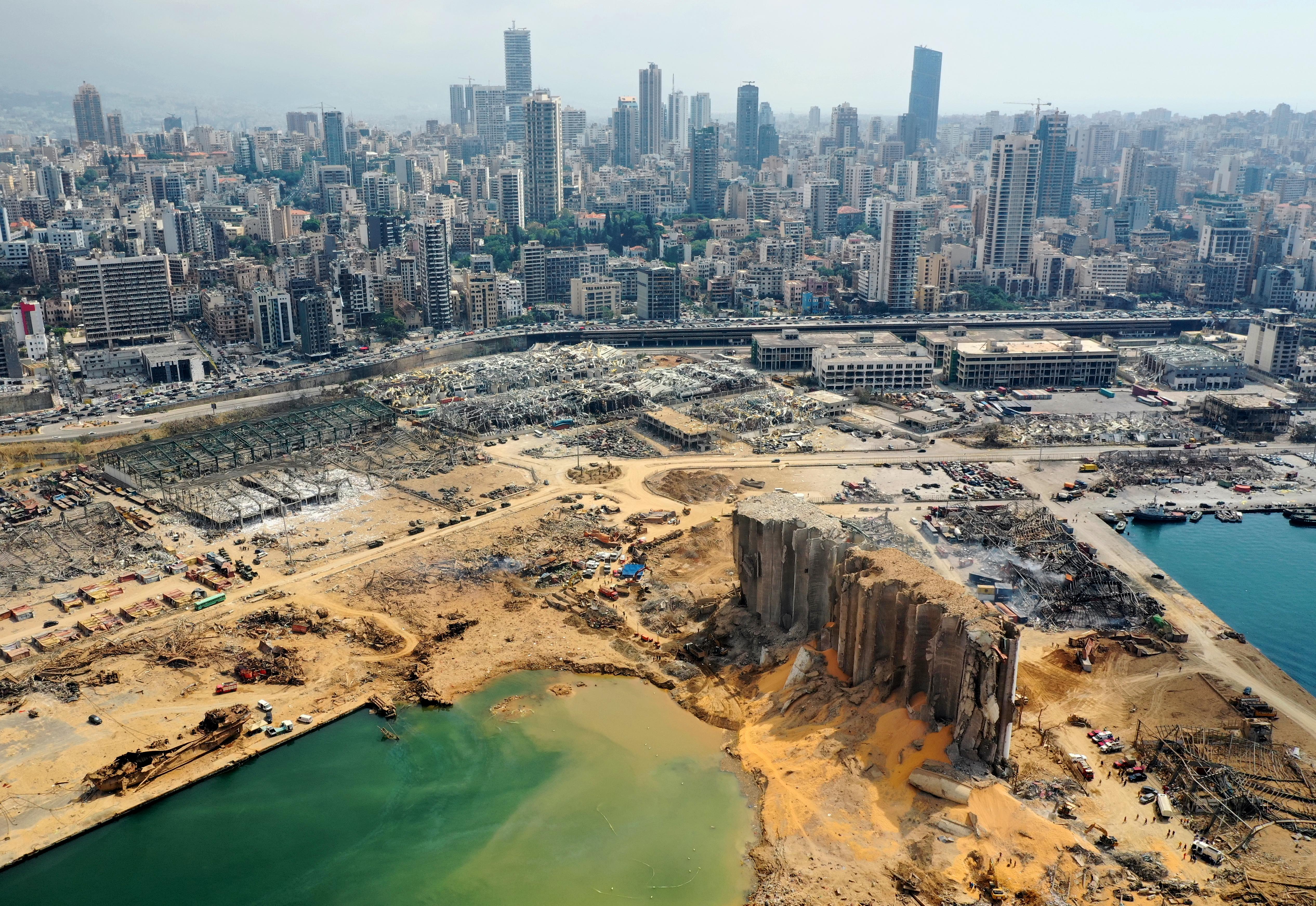 A libanoni állam teljes működésképtelensége lehet a bejrúti robbanás legfőbb oka