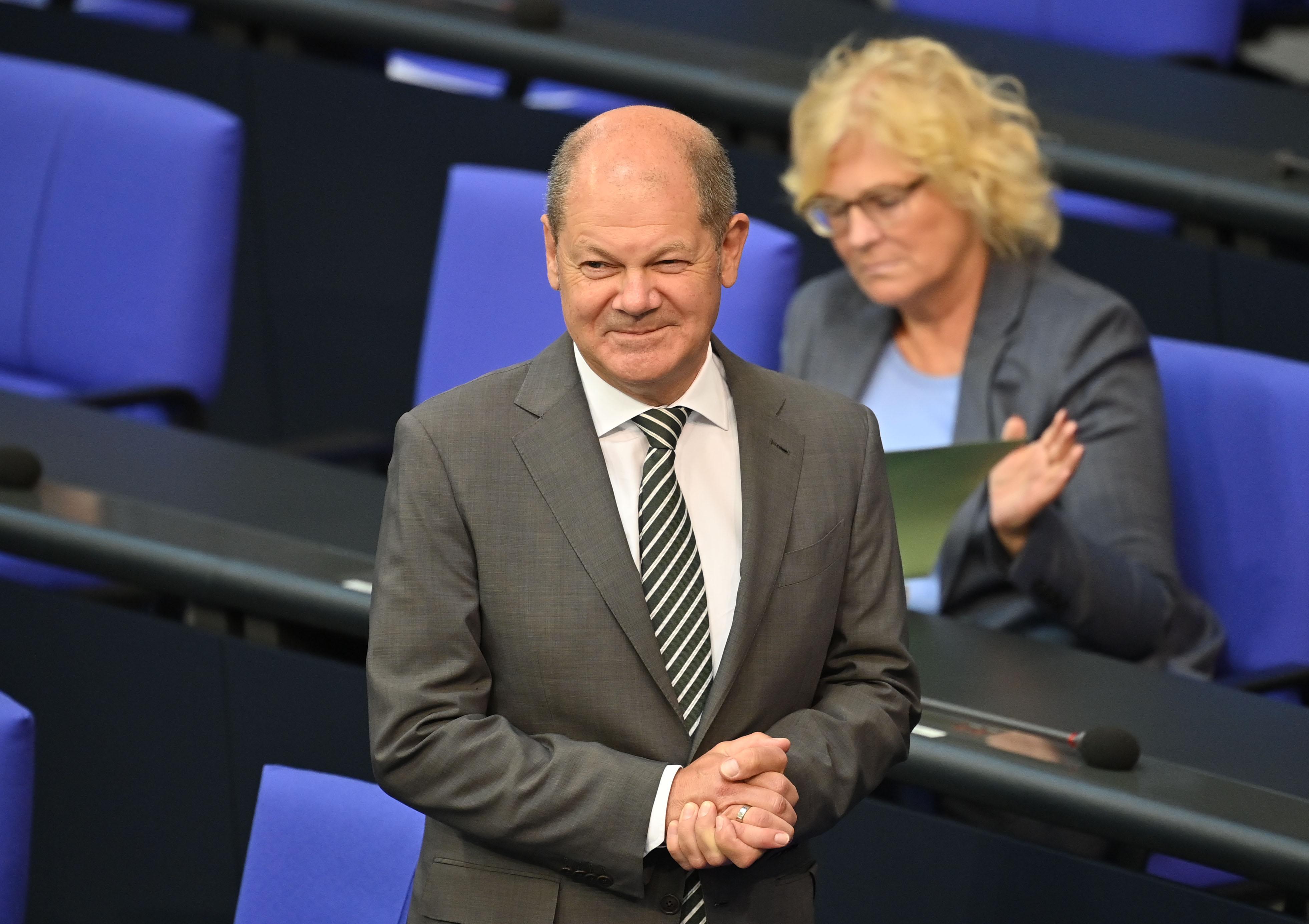 Olaf Scholz lesz jövőre a német szociáldemokraták kancellárjelöltje