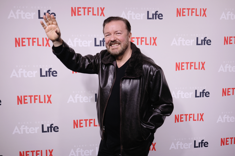 Ricky Gervais a cancel culture-ről: Kirúgatni embereket nem menő