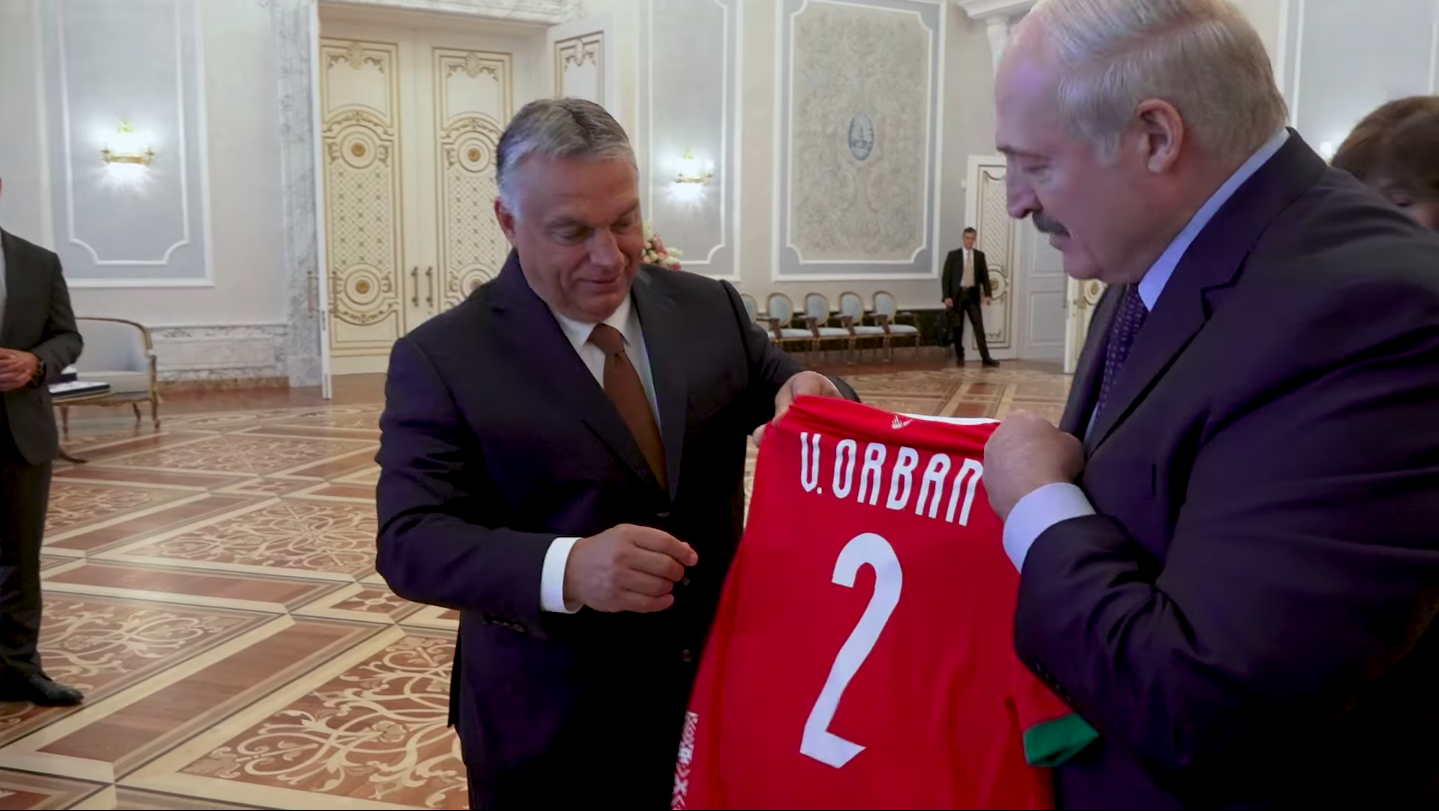 Hallgat a magyar kormány Lukasenka véres újraválasztásáról