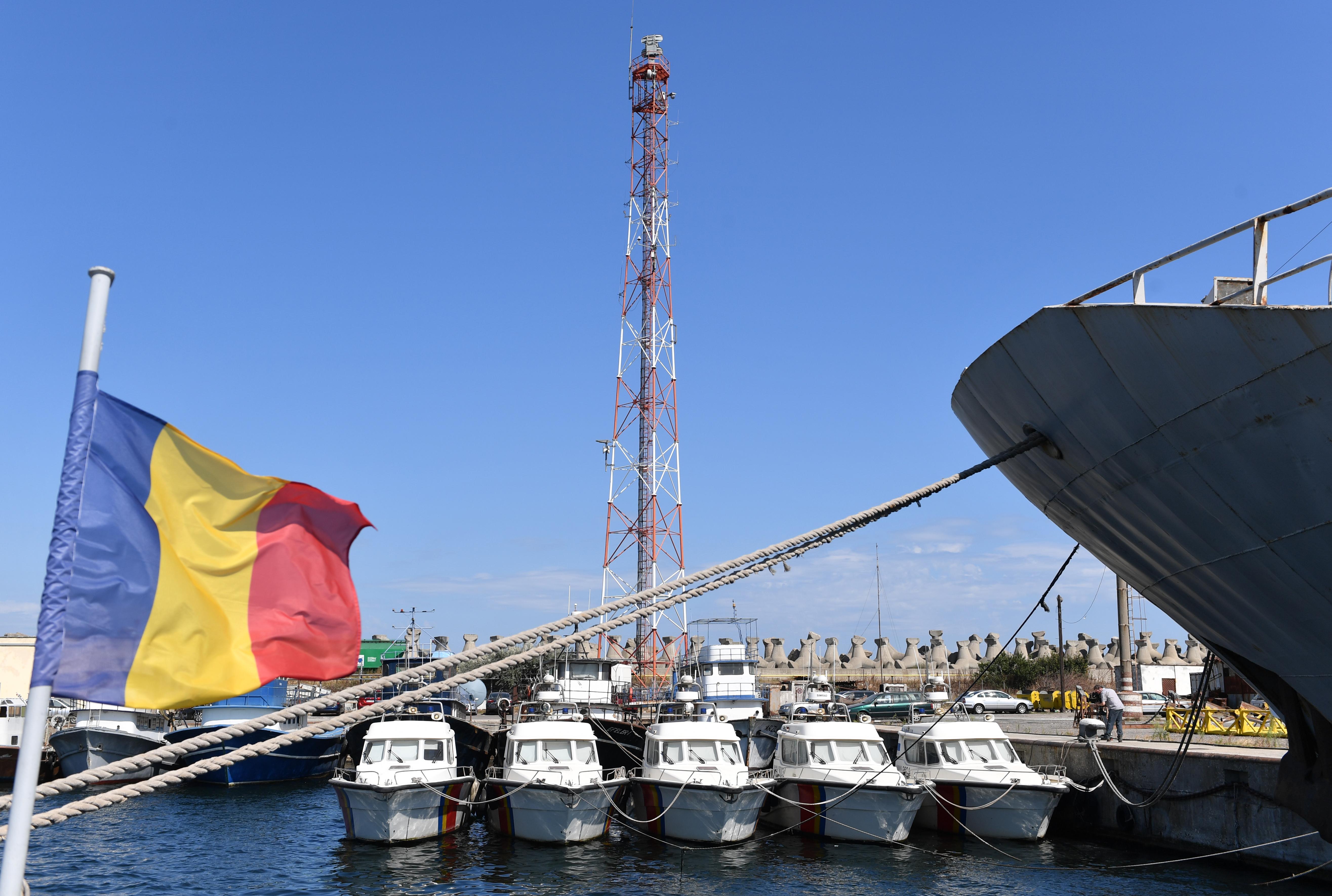Egy román kikötőben tízszer annyi ammónium-nitrátot raktároznak, mint amennyi felrobbant Bejrútban