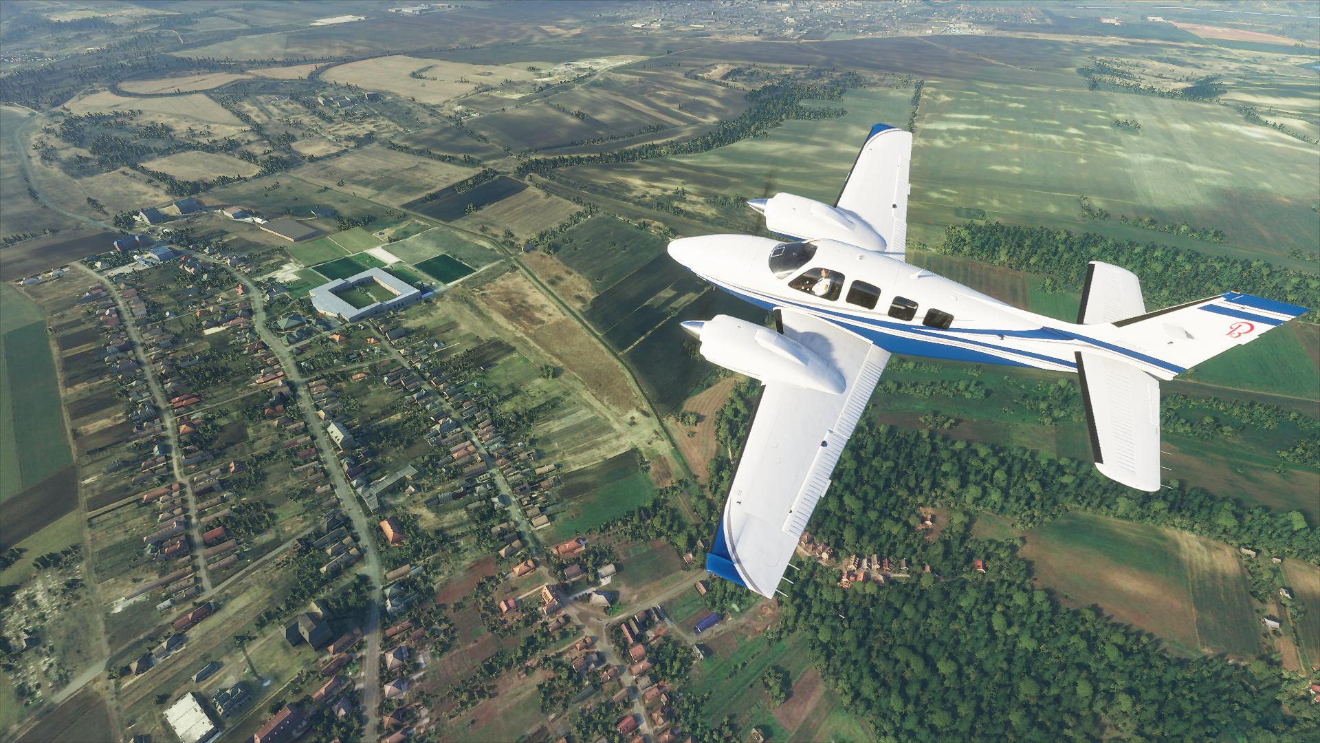 Repülőtér épülhet Felcsút mellett