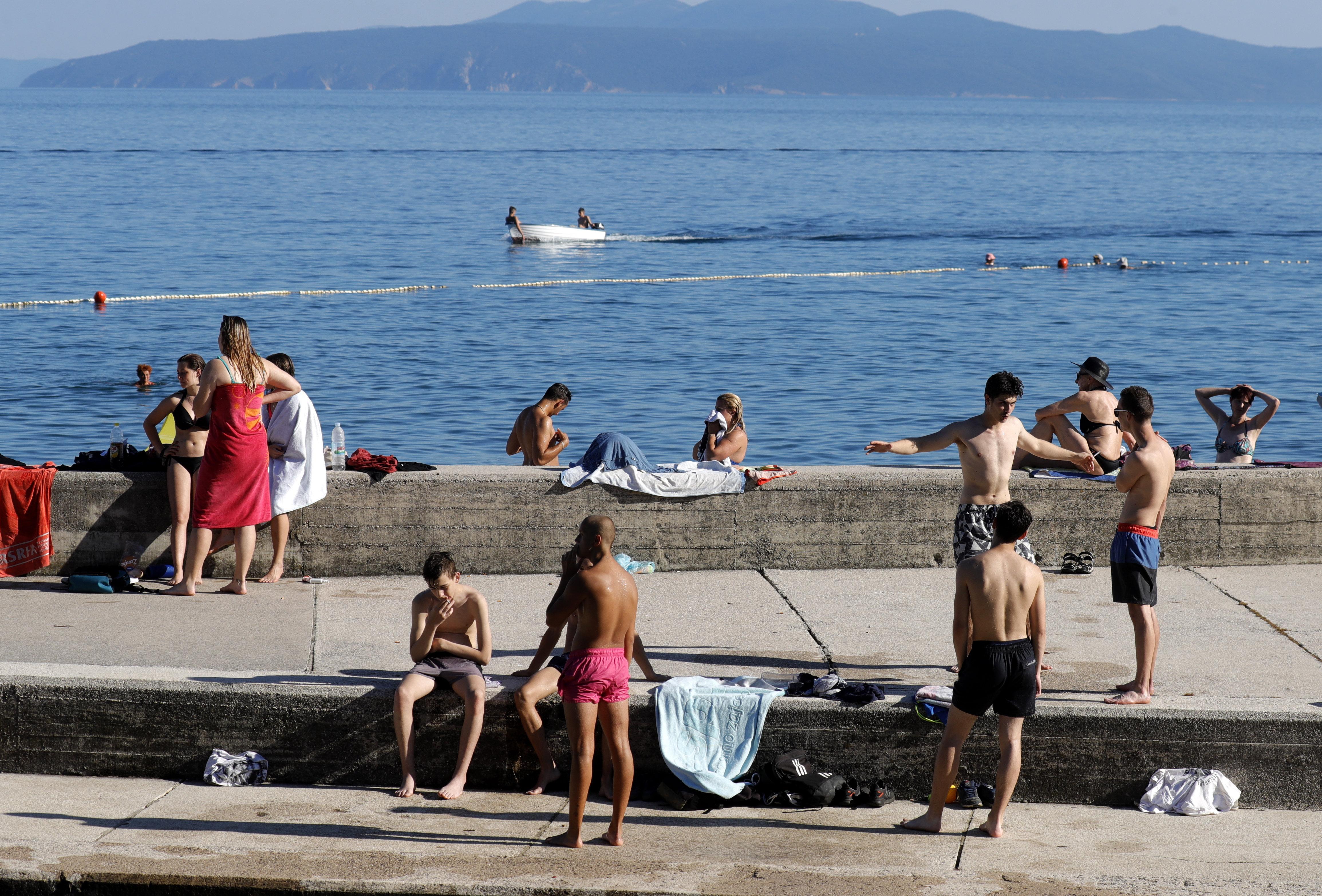 Nő a fertőzöttek száma Horvátországban