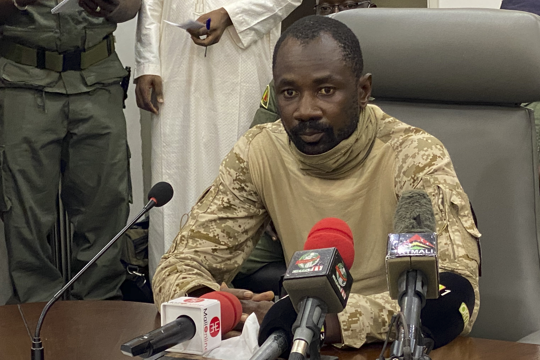 A puccs után kinevezték Mali új vezetőjét, Assimi Goita ezredest