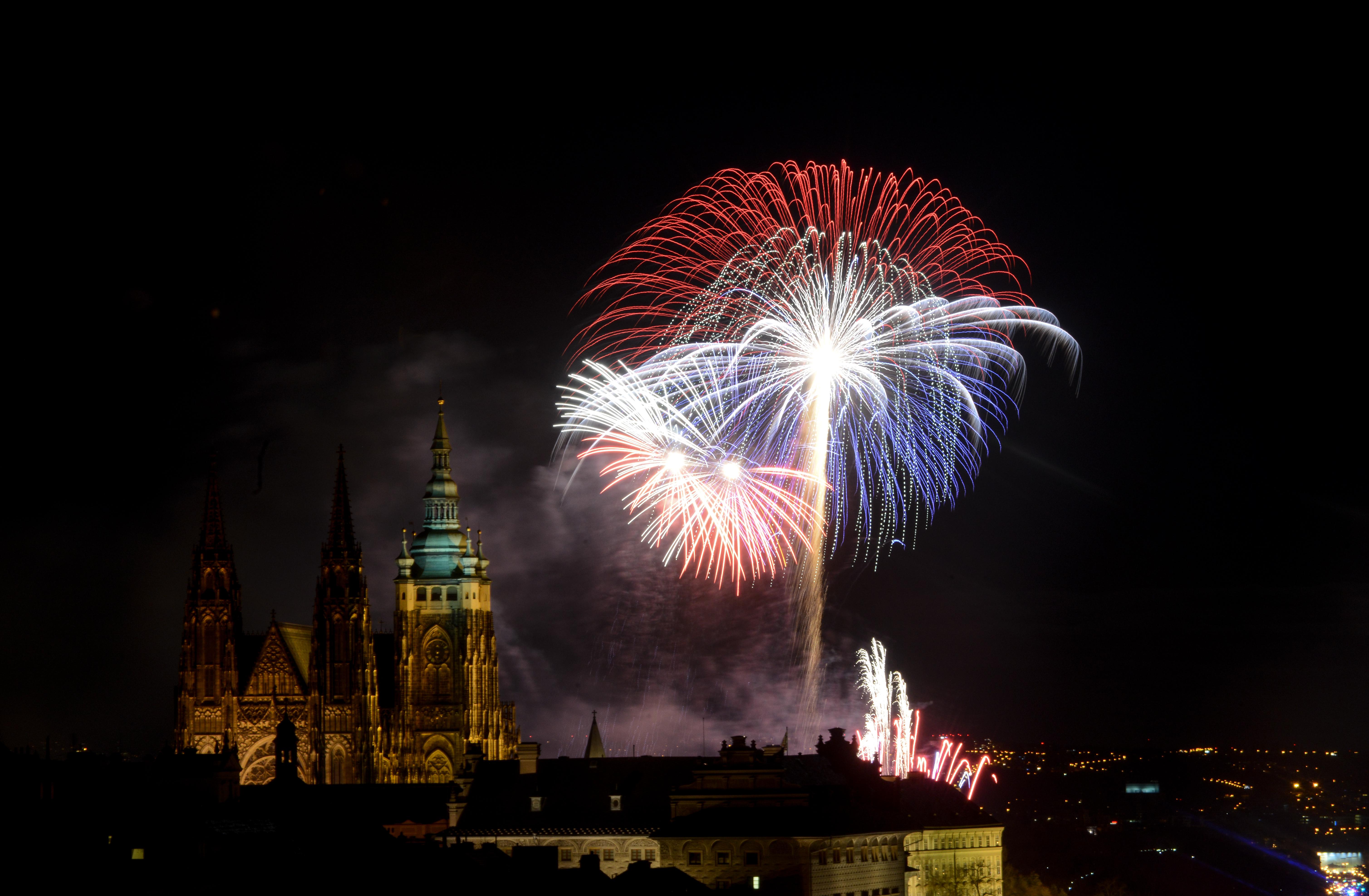 Prágában elmarad az újévi tűzijáték, mert kiürült a kassza a járvány alatt